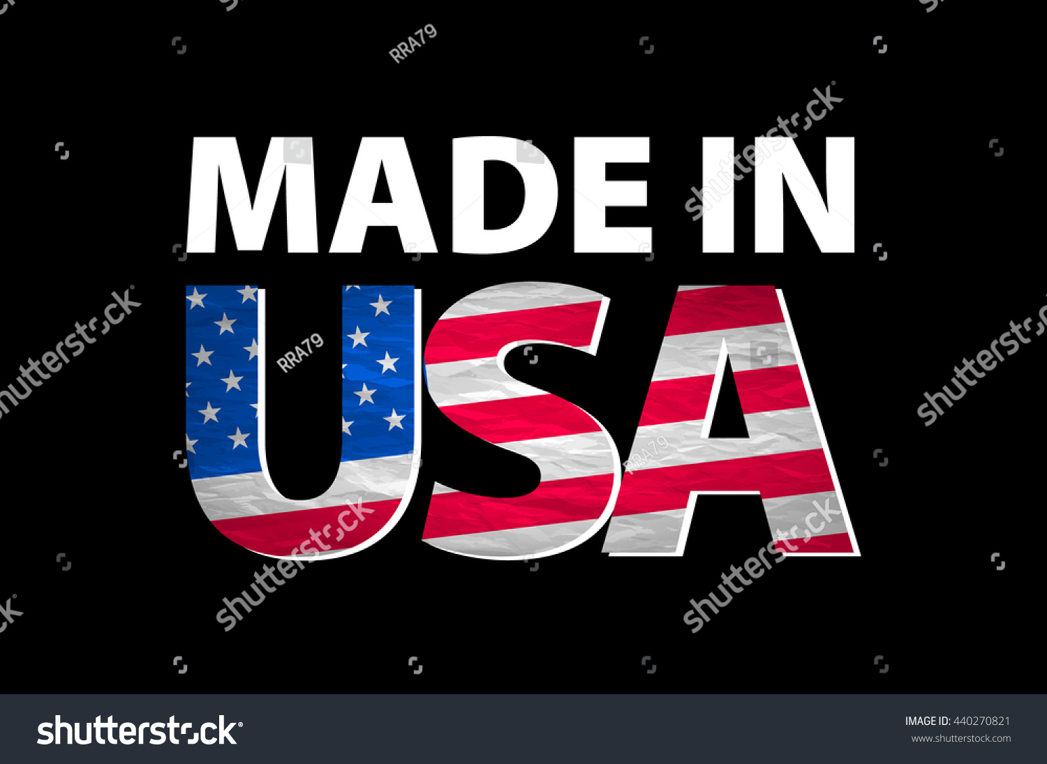 Royalty free made in the usa logo art 440270821 stock photo made in the usa logo art 440270821 buycottarizona