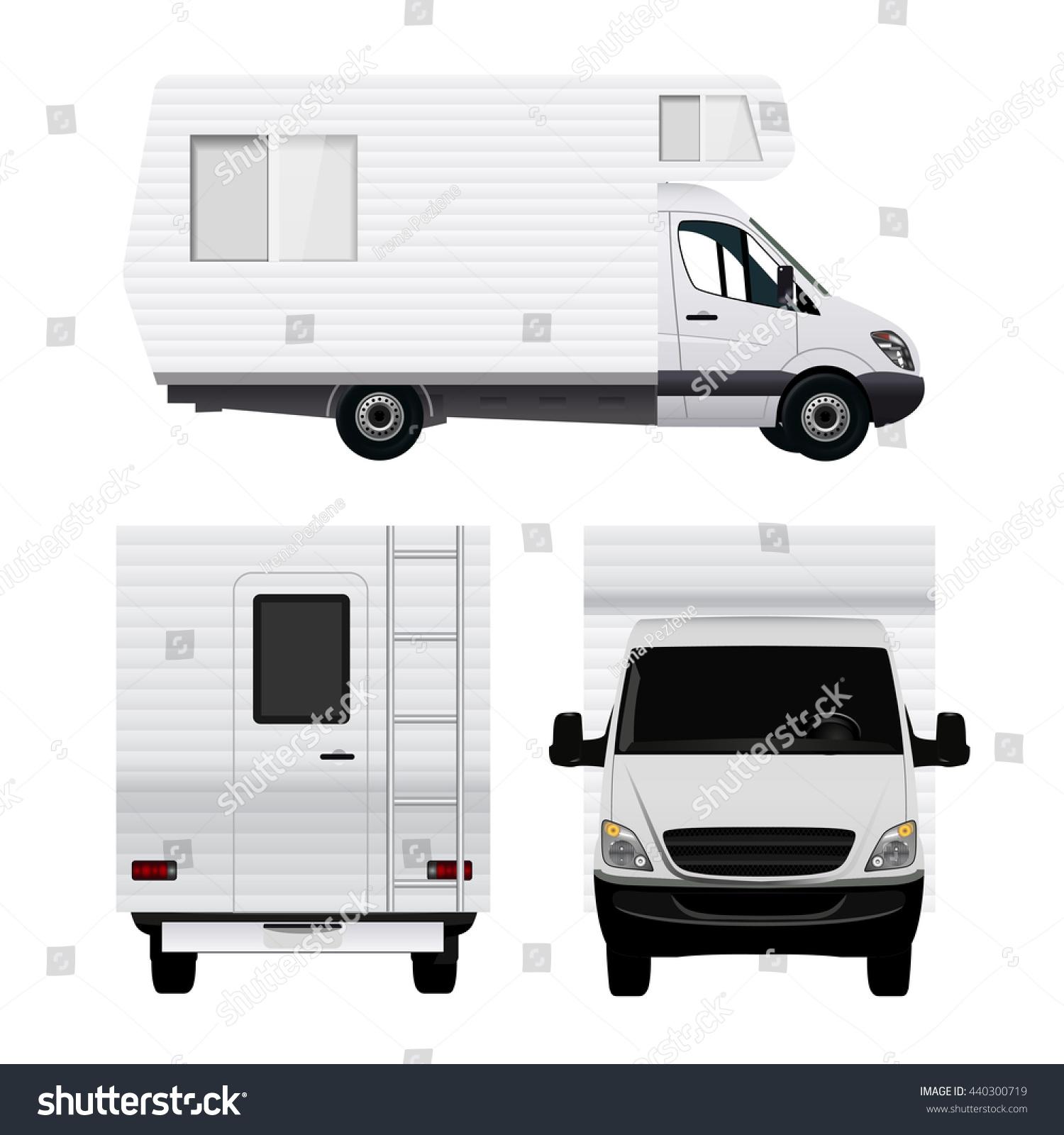 Three in a van