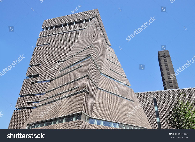London June 6 2016 Angular Perforated Stock Photo (Edit Now) 440470978