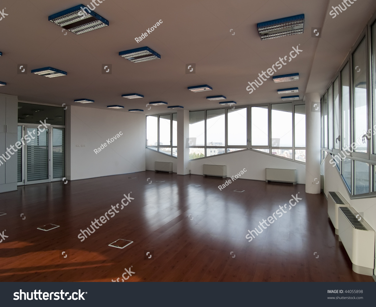 Empty Office Space Stock Photo 44055898 Shutterstock