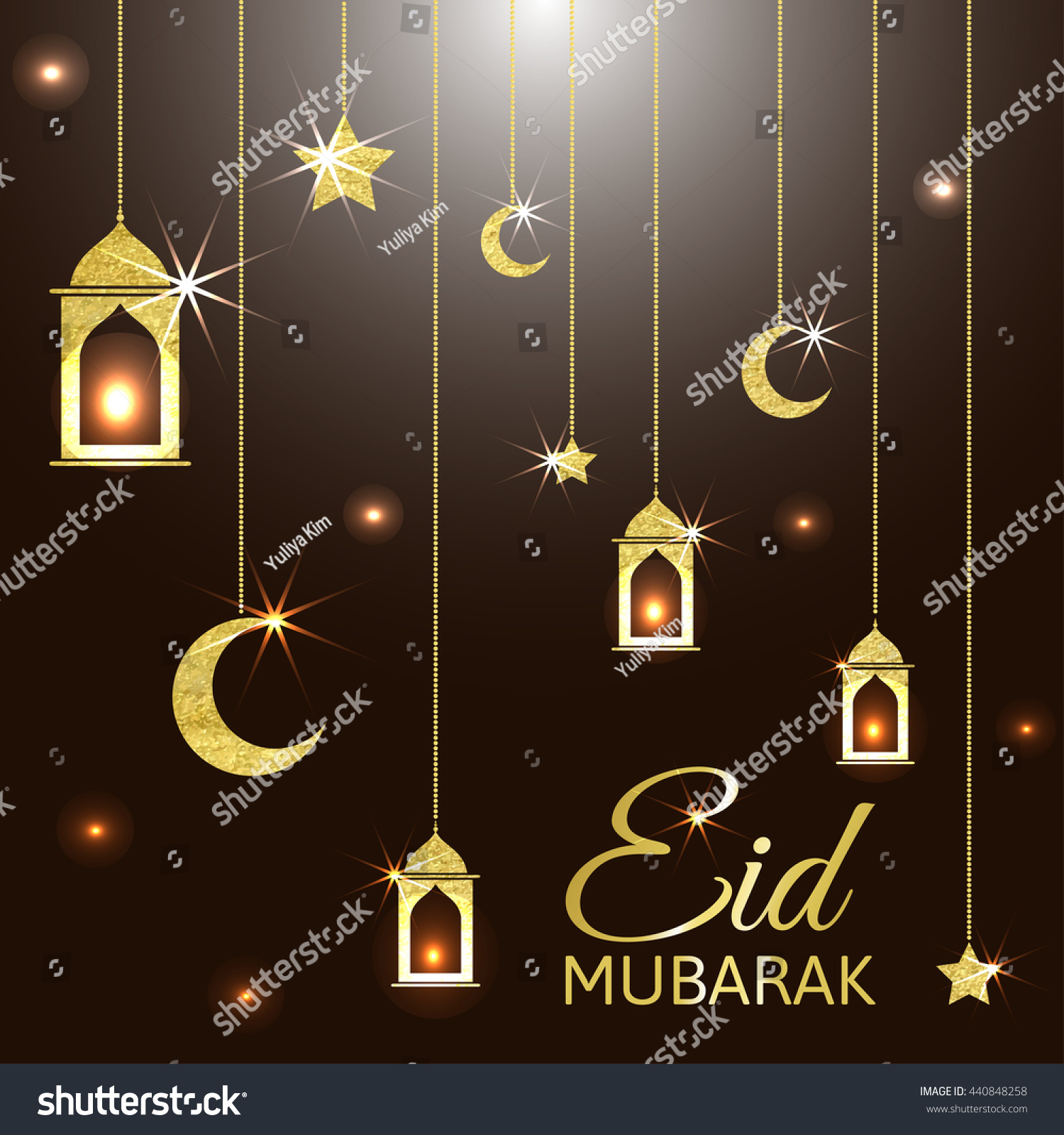 Simple Moon Star Light Eid Al-Fitr Decorations - stock-vector-decorative-card-for-eid-al-adha-festival-elegant-gold-moon-crescent-lantern-and-star-on-abstract-440848258  Graphic_22294 .jpg
