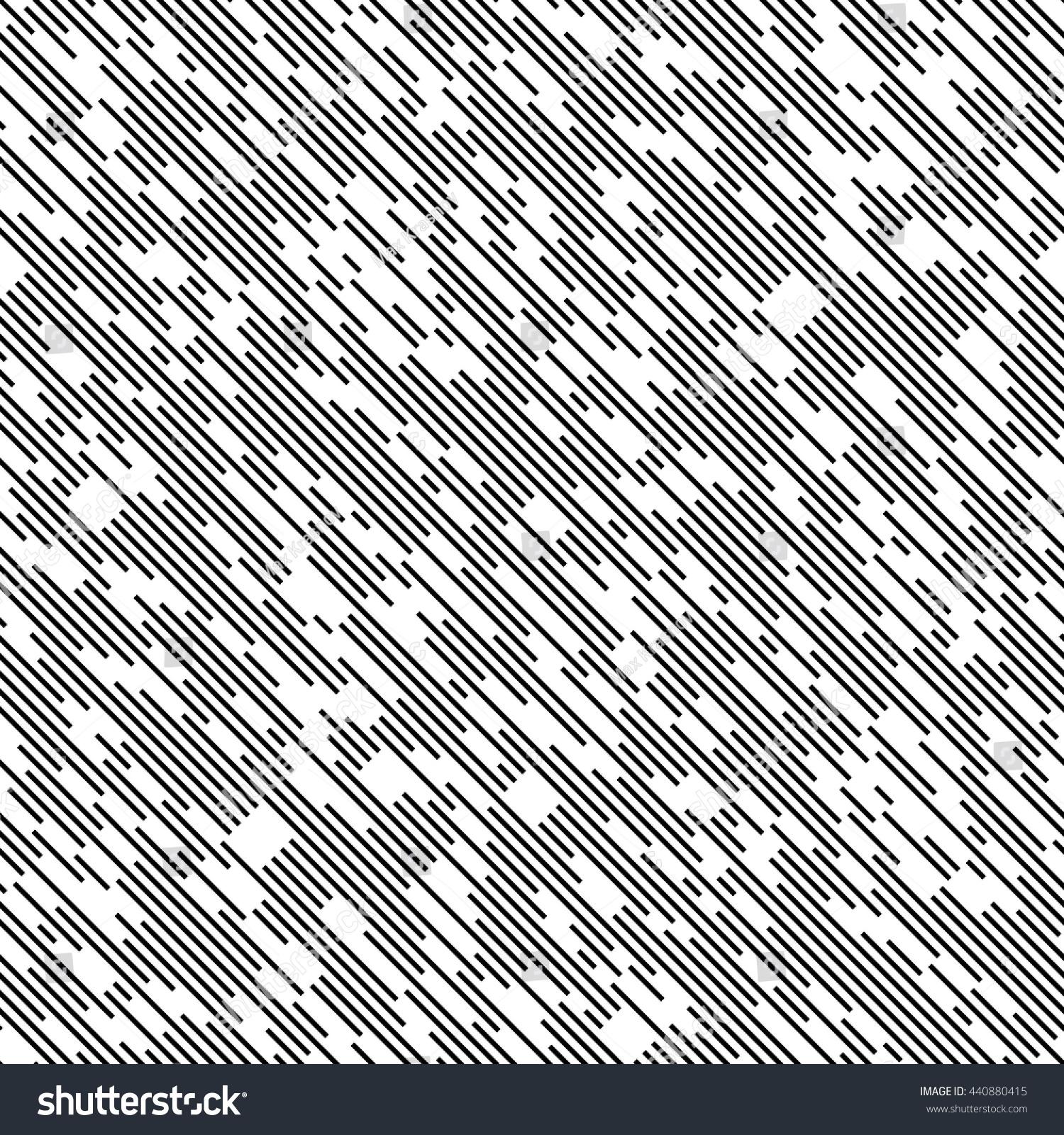royalty free seamless diagonal chaotic line pattern 440880415