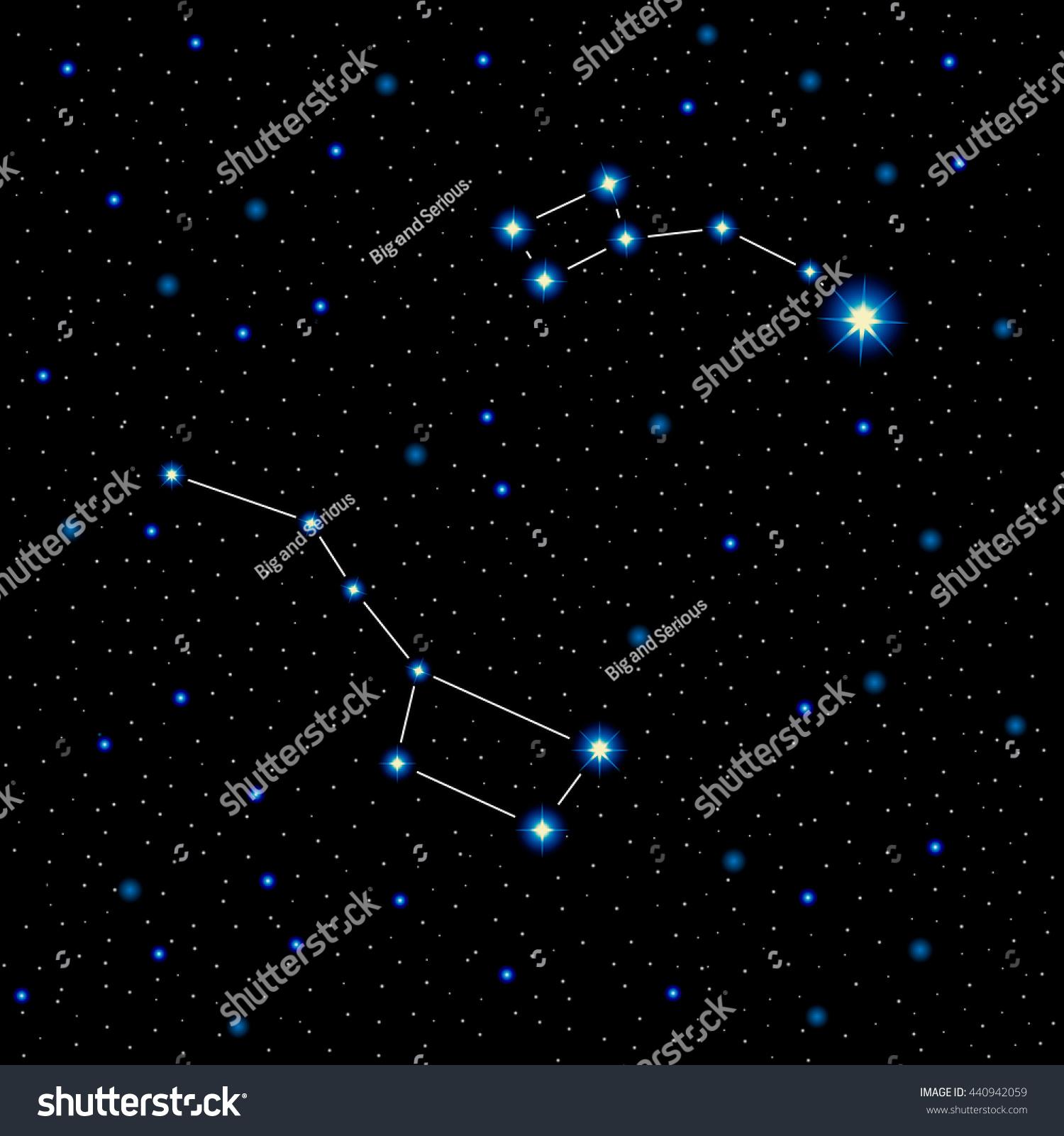 Звёзды на небе и их названия фото для детей