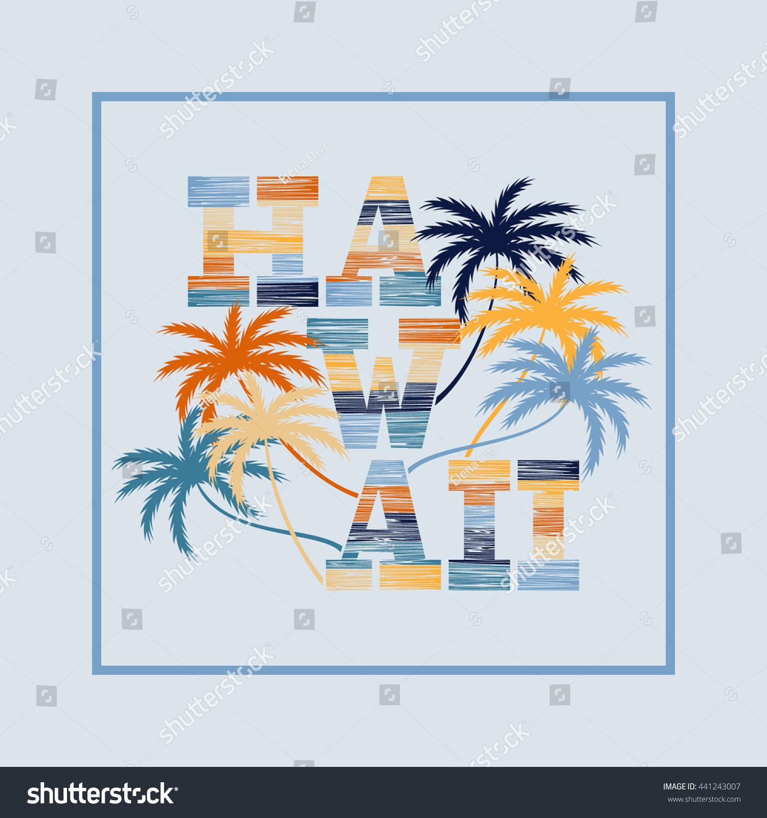 T shirt design hawaii - Save To A Lightbox