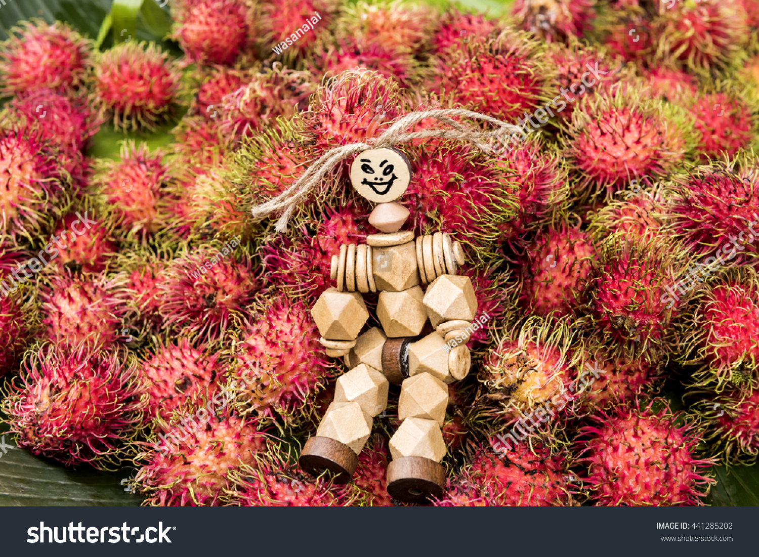 Save fruit doll - Save To A Lightbox