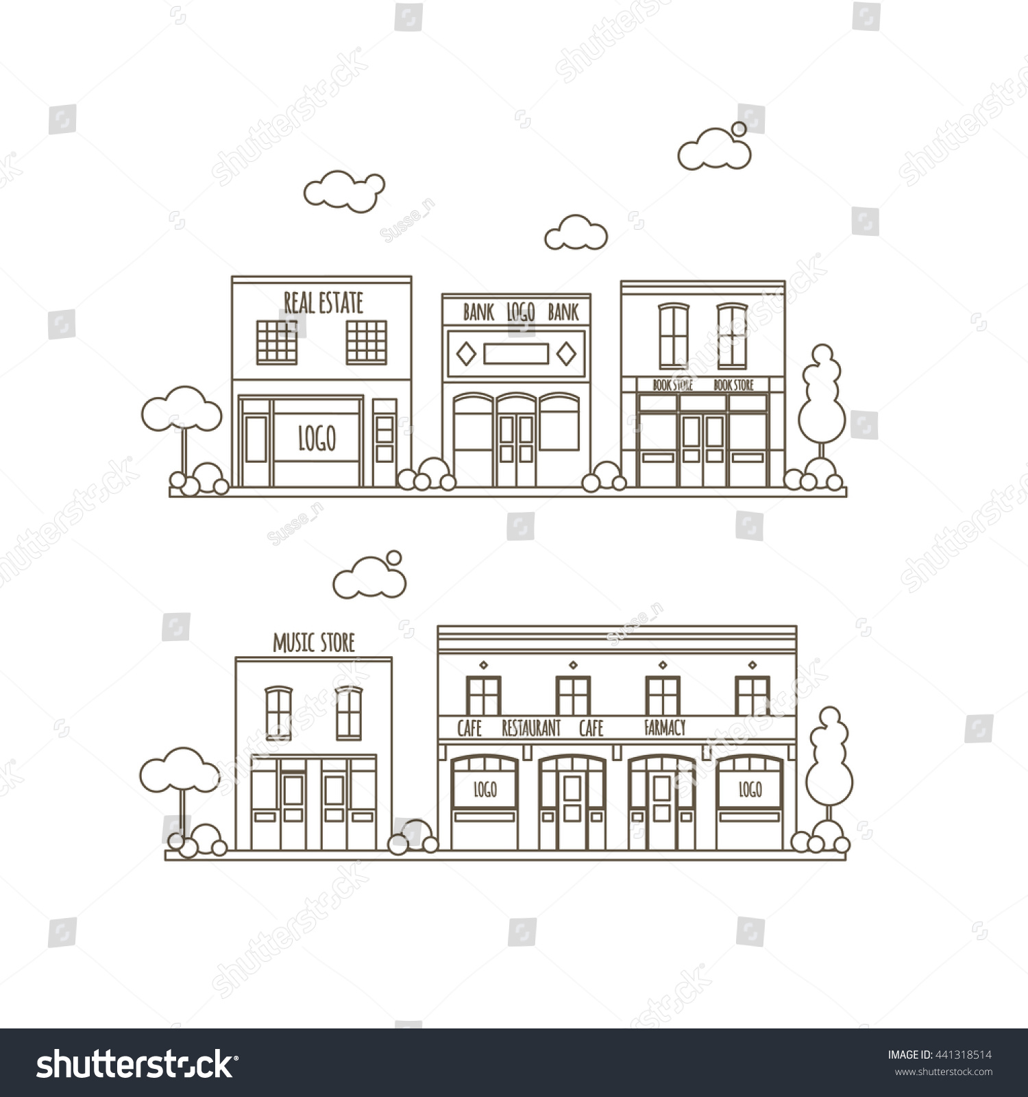 small town business outline Writing a business plan small business development center business plan outline cover sheet: business name, address in town, your competition.