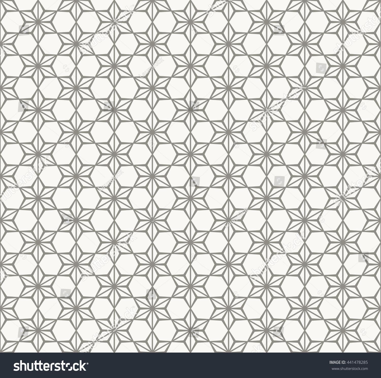 Hexagon floor tile patterns