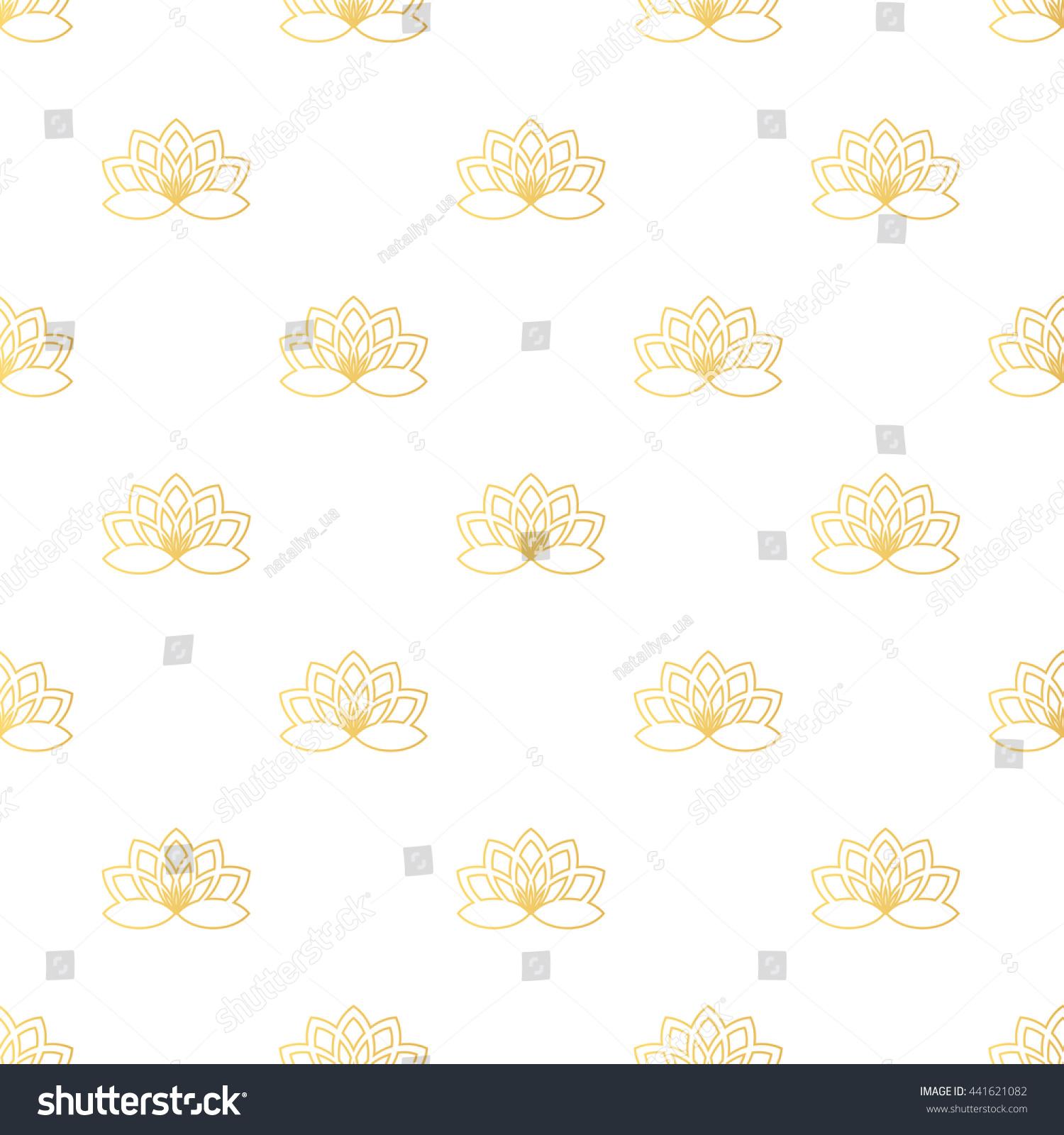 Abstract Flower Logo Template Spa Logo Stock Vector 441621082 ...