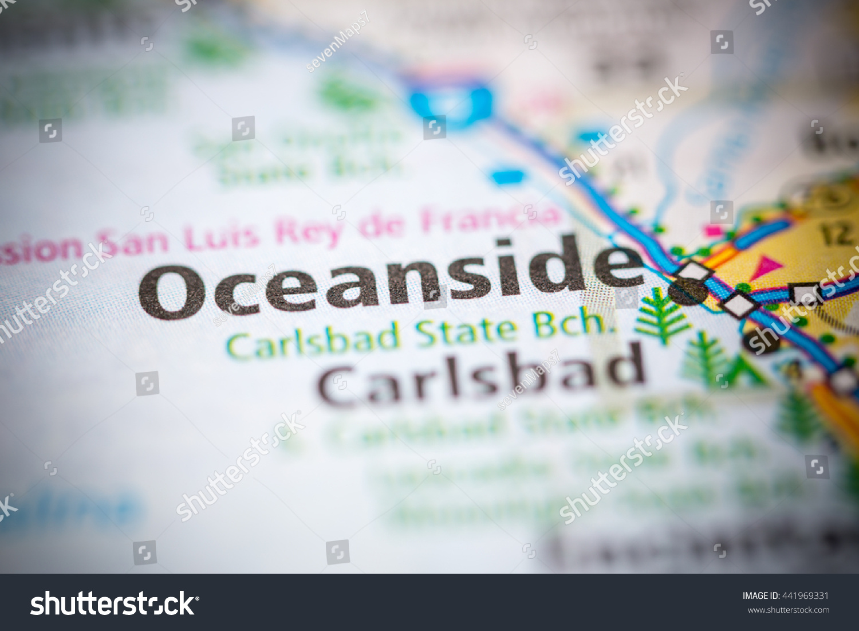 Oceanside California USA Stock Photo (Edit Now) 441969331 ...