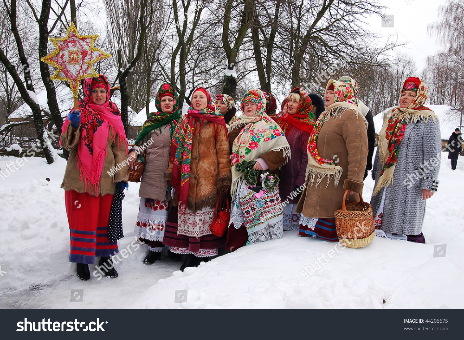 Pics Christmas ukrainian bride day Geniuses
