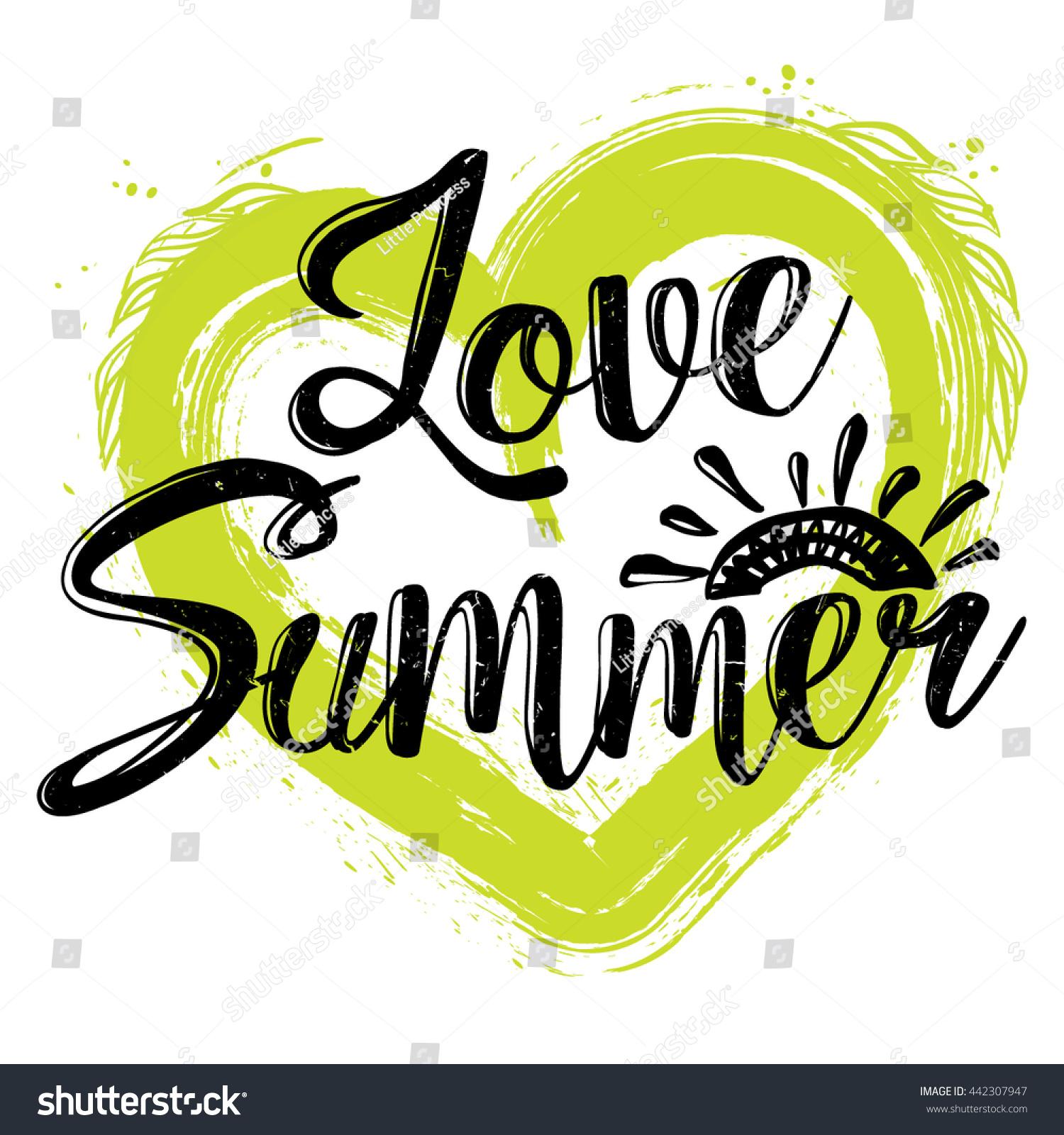 Shirt design wallpaper - T Shirt Design For Girls Abstract Illustration With Creative Design Love Summer Background