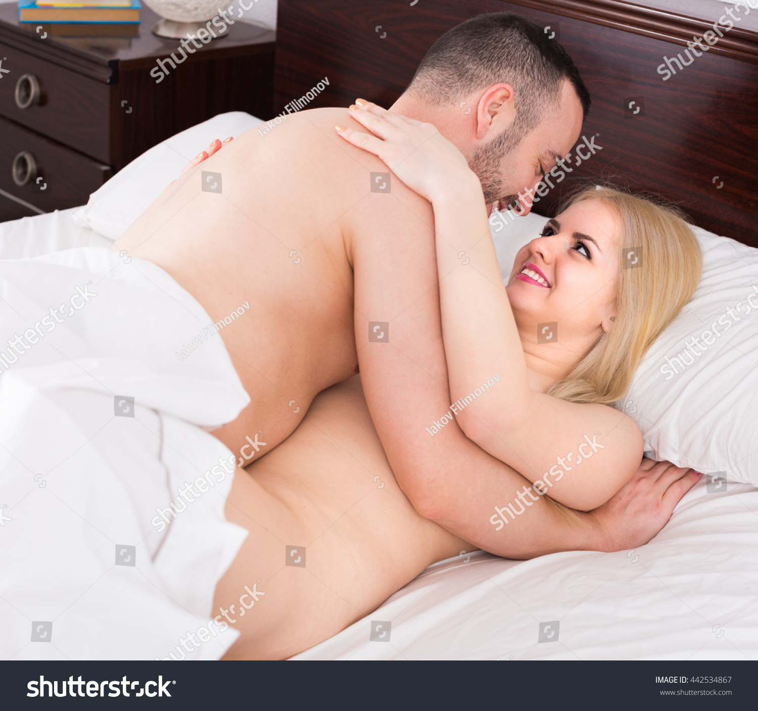 Koppels bed sex
