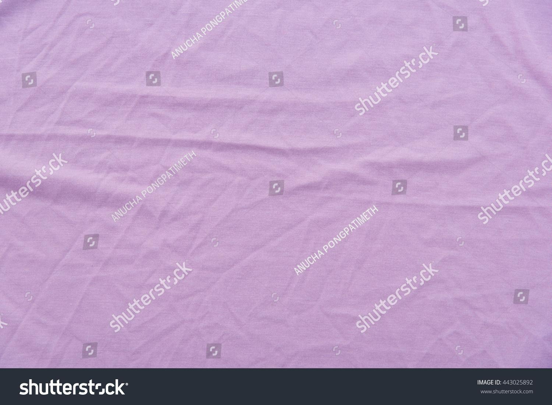 Wrinkled bed sheets texture - Close Up Of Violet Wrinkled Bed Sheet Textured
