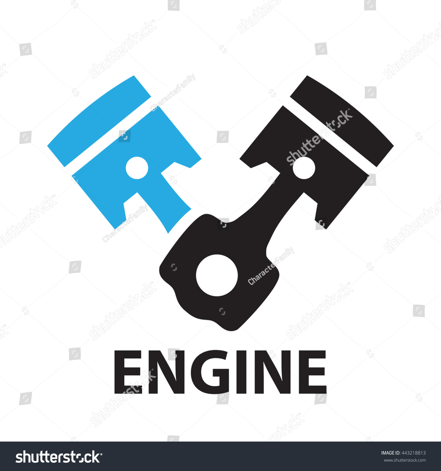 piston in car engine - photo #49
