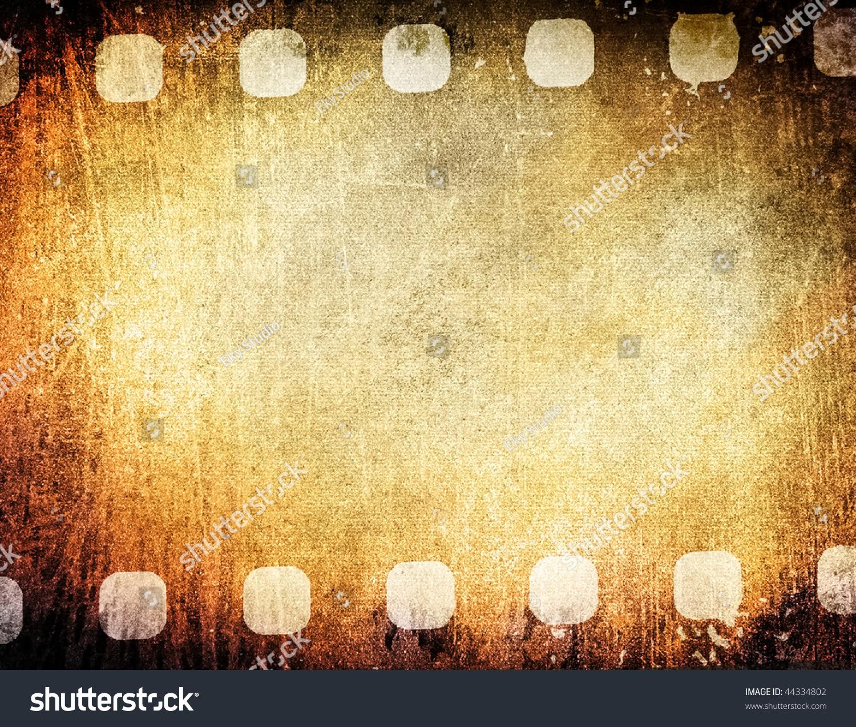 Vintage Film Background Stock Illustration 44334802 - Shutterstock