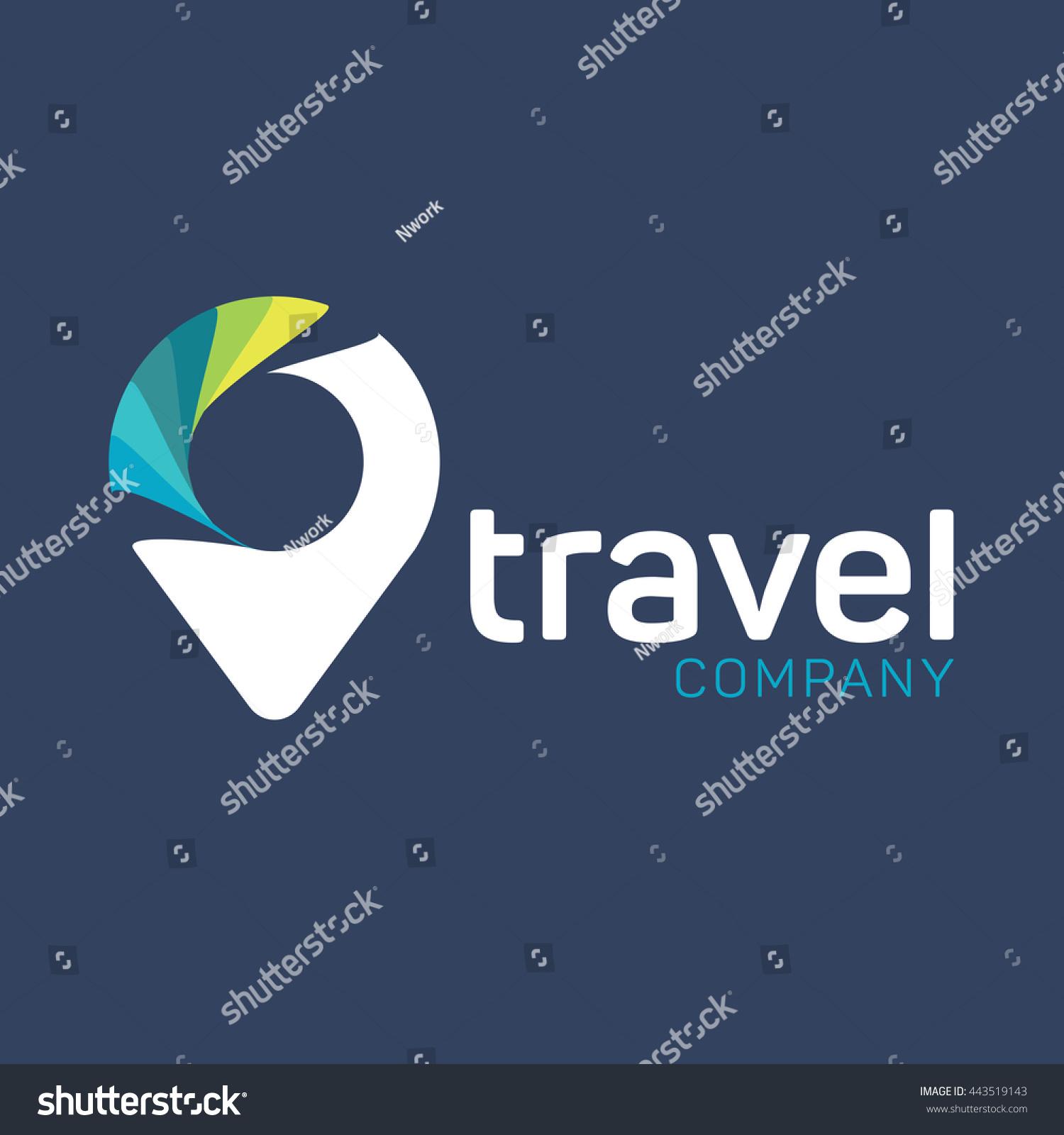 Logo Travel Agency 443519143