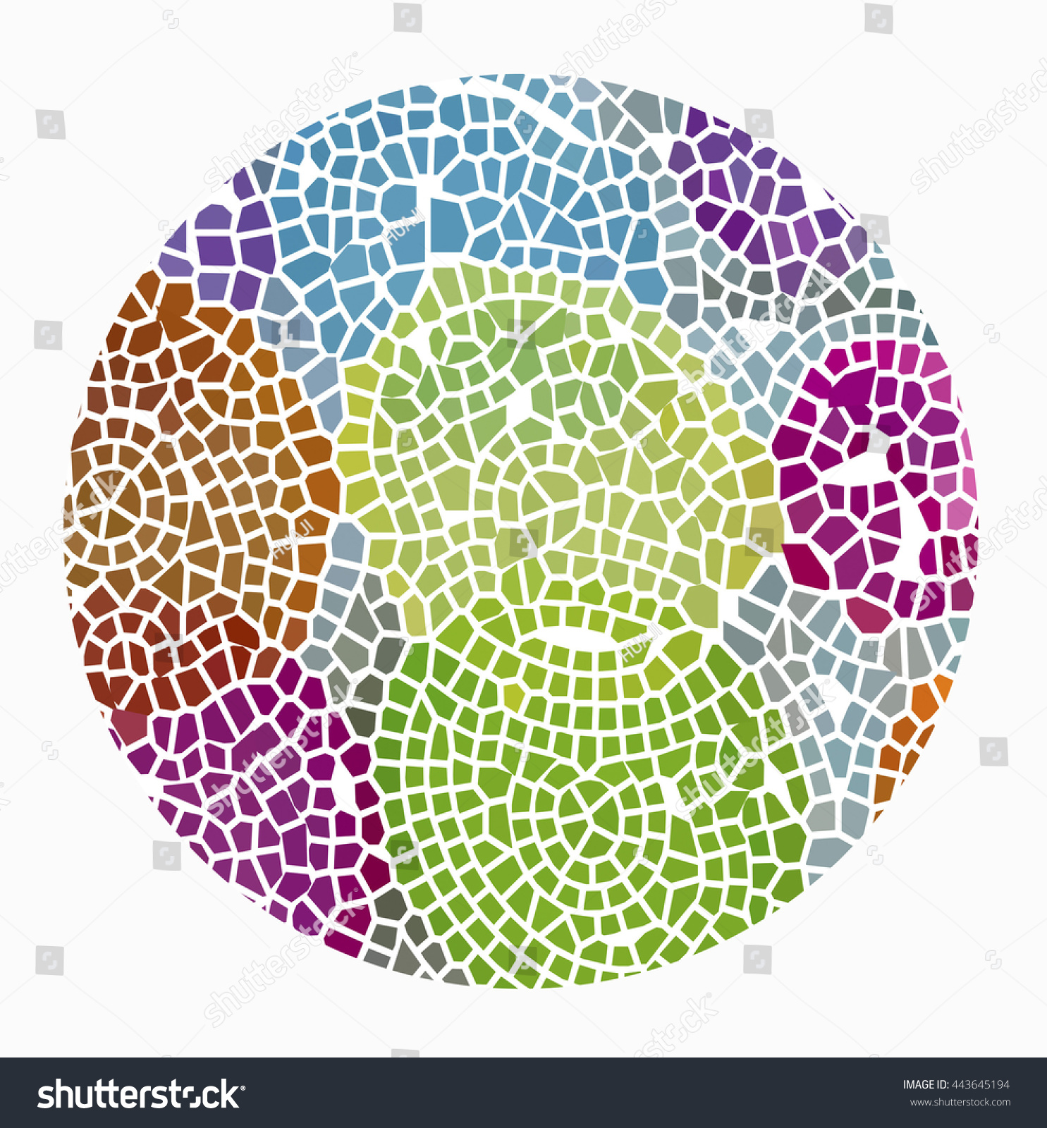 Color Blind Test Stock Illustration 443645194 - Shutterstock