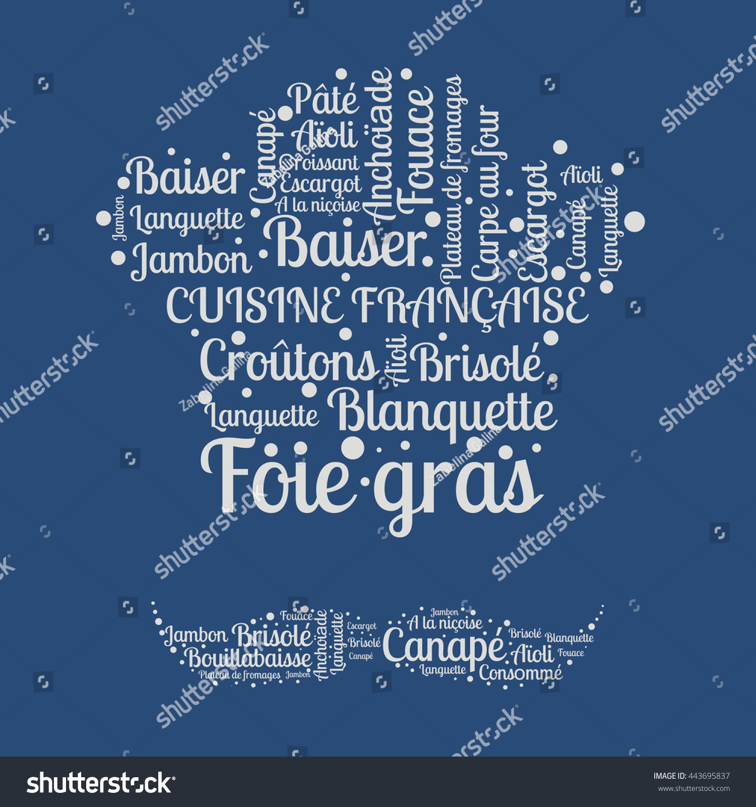 Peachy Drawing From The Words The French Cuisine The Name Of The French Short Hairstyles For Black Women Fulllsitofus