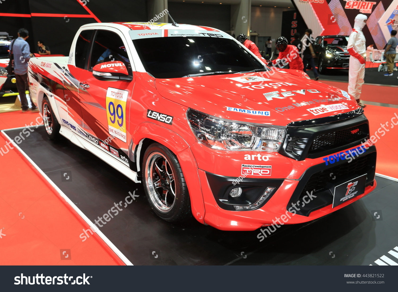 Superb BANGKOK, THAILAND   JUNE 22 : Status Of Toyota Sport Car Decoration And  Modify For