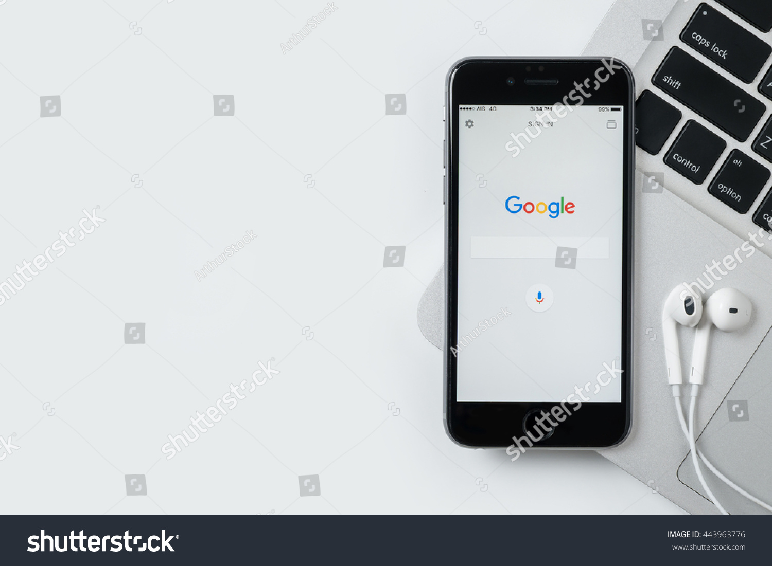 how to search an image on google iphone