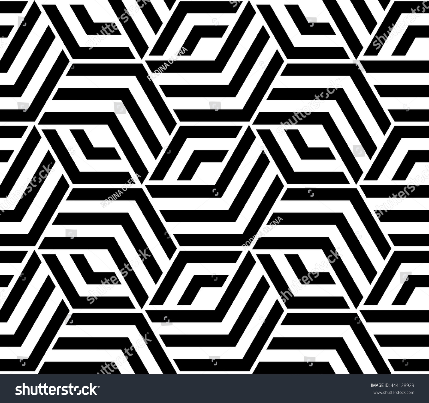 Line Texture Pattern : Abstract geometric pattern lines rhombuses seamless stock