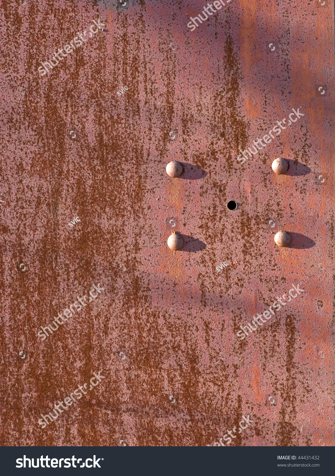 Close Up Photo Of Brown Surface: Close Old Rusty Brown Steel Surface Stock Photo 44431432