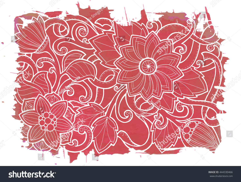 Line Art Media Design : Abstract wavy line art pattern on white background vector vibrant