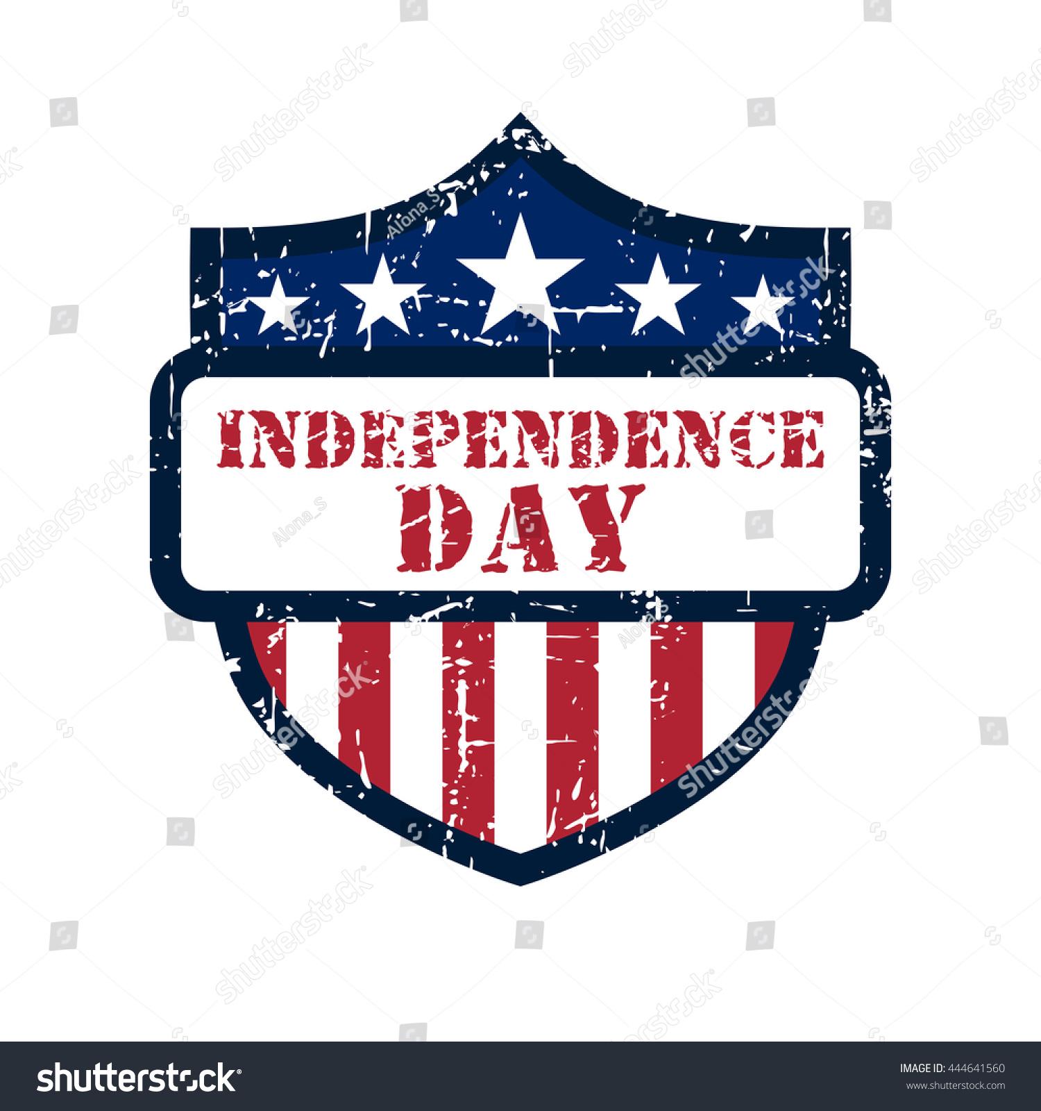 American flag element symbol 4th july stock vector 444641560 american flag element symbol for 4th of july independence day celebration patriotic typography biocorpaavc