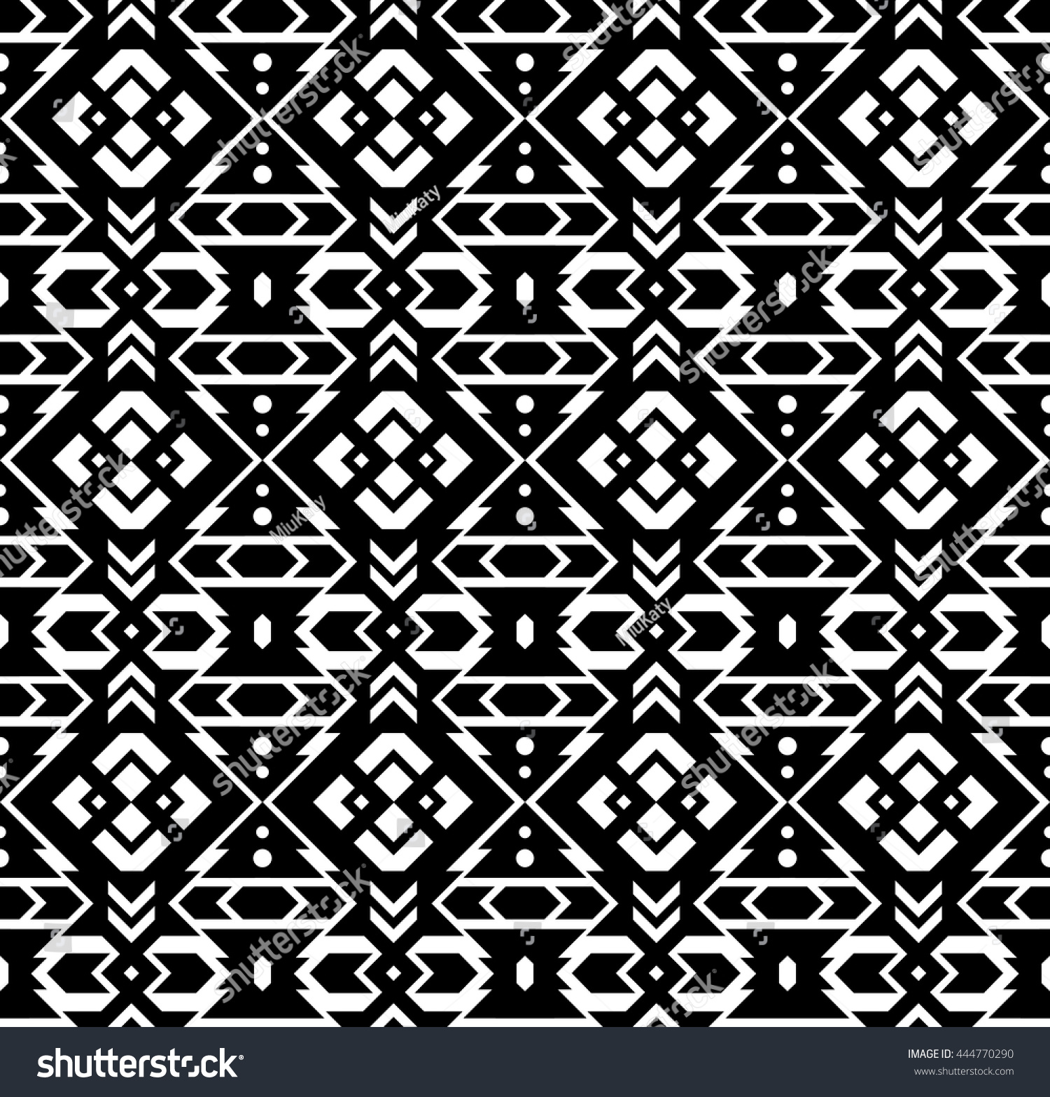 Background geometric mexican patterns seamless vector zigzag maya - Mexican Geometric Seamless Pattern Aztec Colorful Repeating Background Texture Design