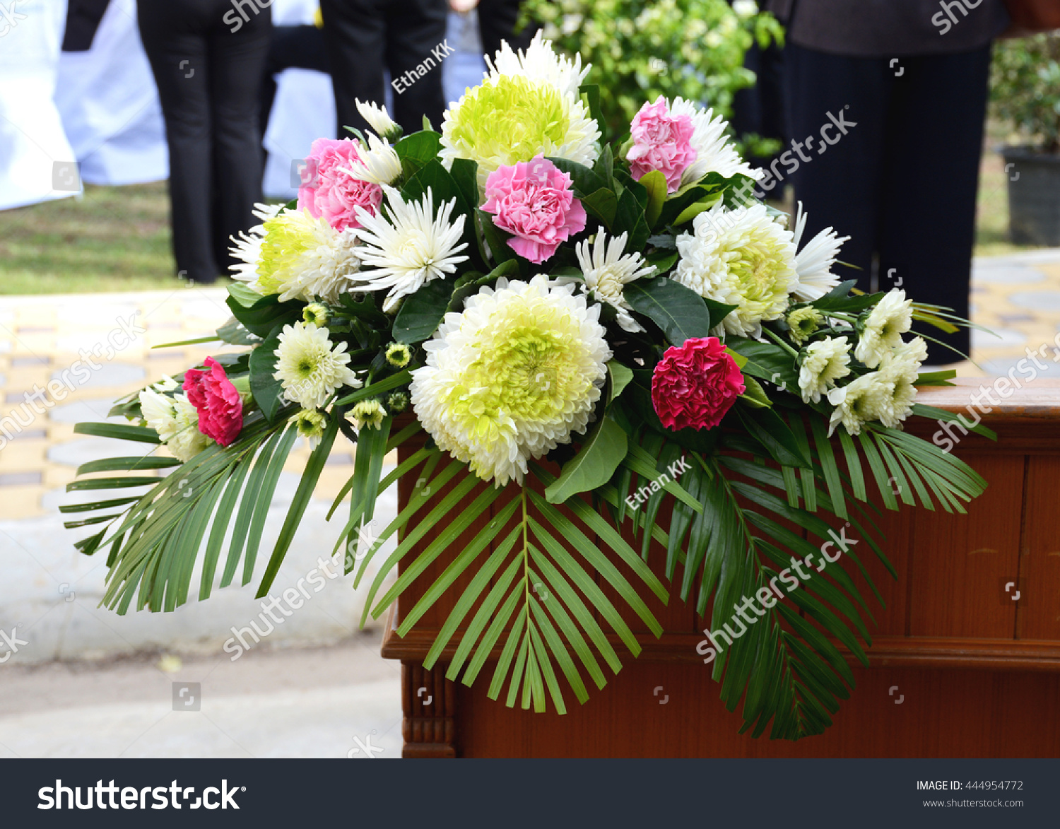 Diversity flower vase setting on table stock photo 444954772 diversity of flower in the vase setting on table at the event reviewsmspy