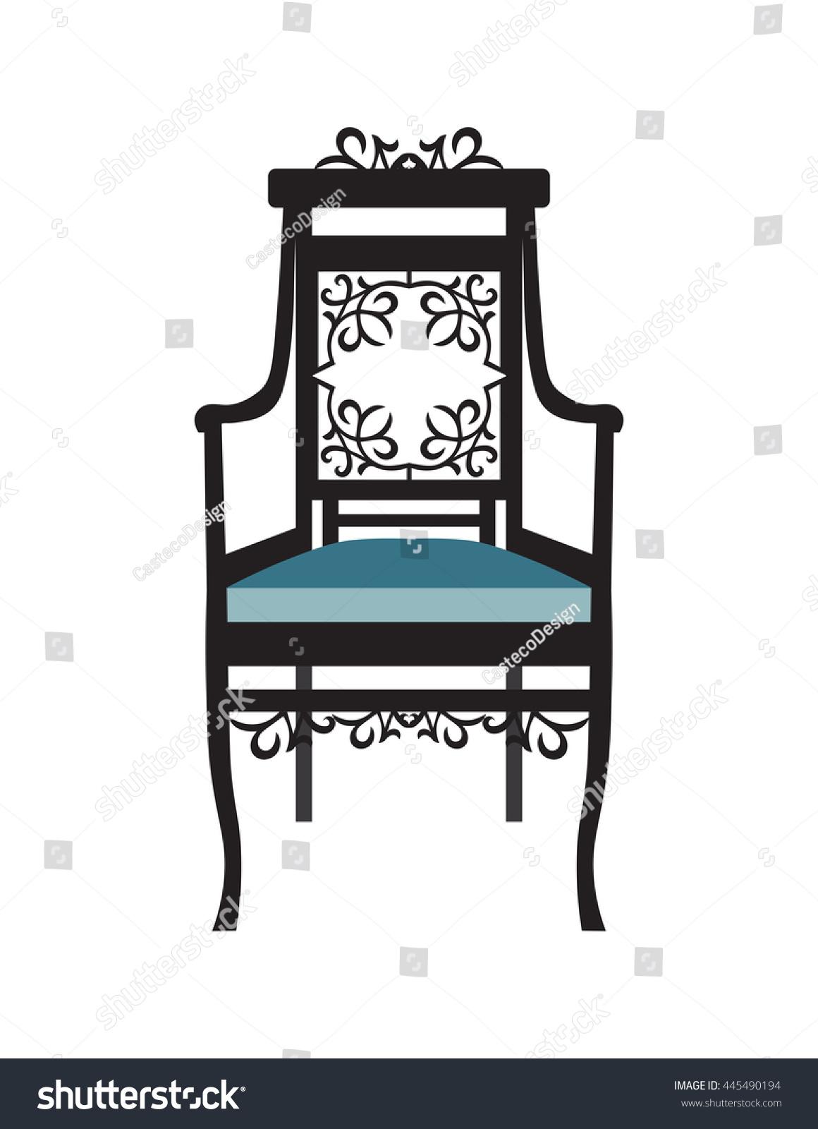 Victorian style chair - Victorian Style Chair