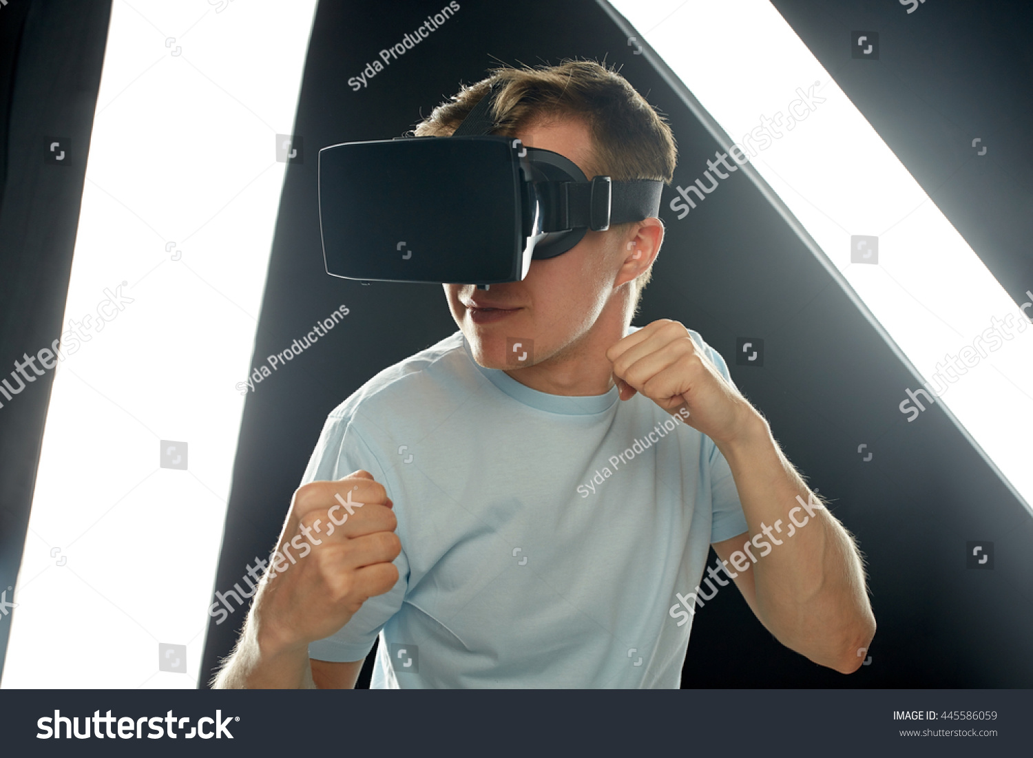 4d90e651b83 3 D Technology Virtual Reality Entertainment Cyberspace Stock Photo ...