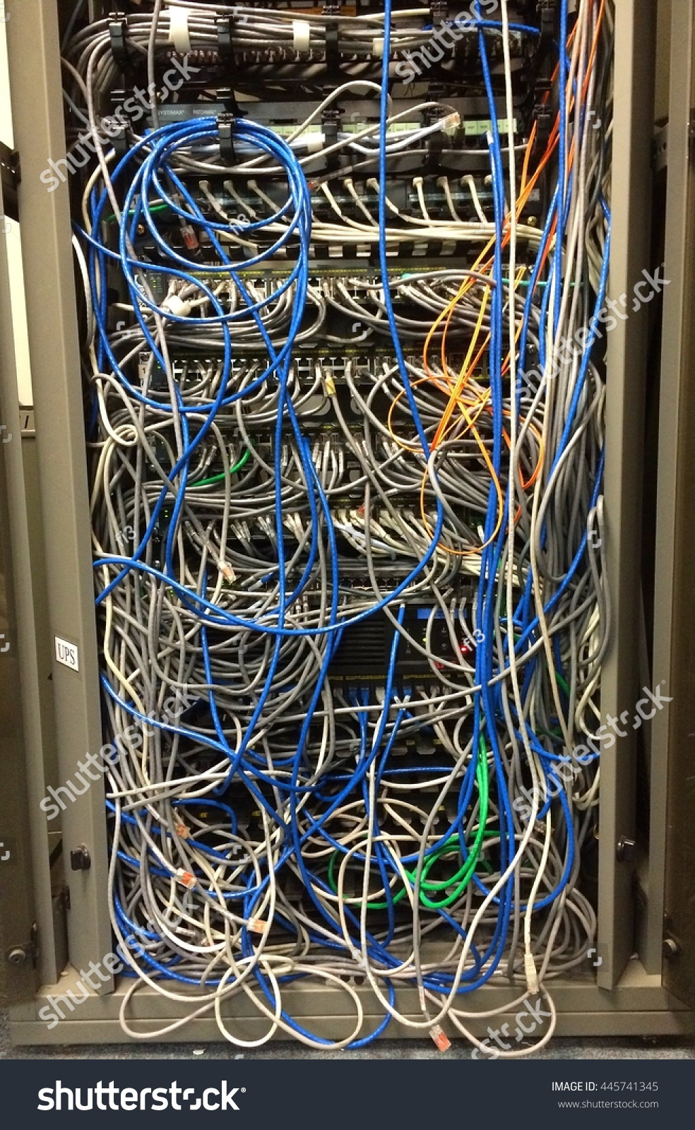 Messy Wiring Lan - Block And Schematic Diagrams •