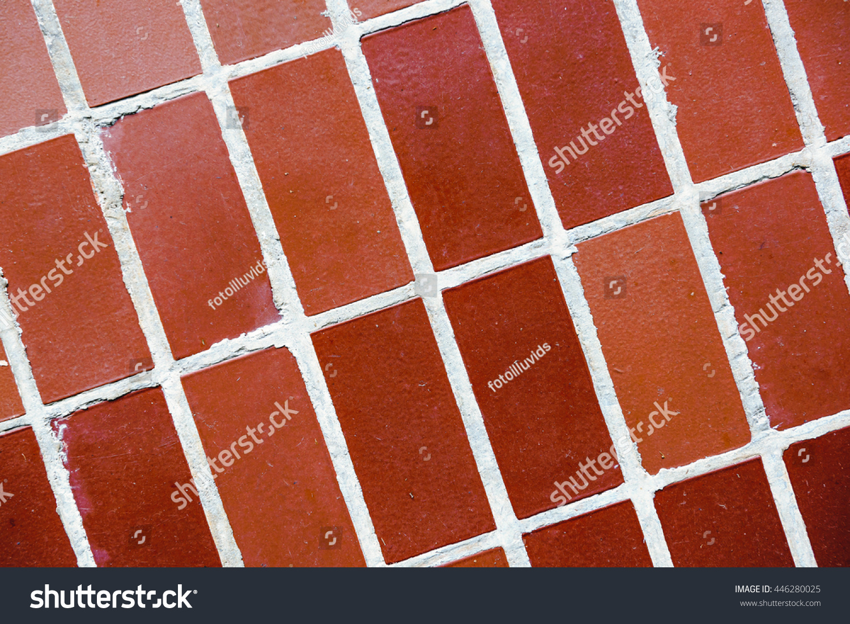 Wall Floor Based Brown Rectangular Ceramic Stock Photo Edit Now