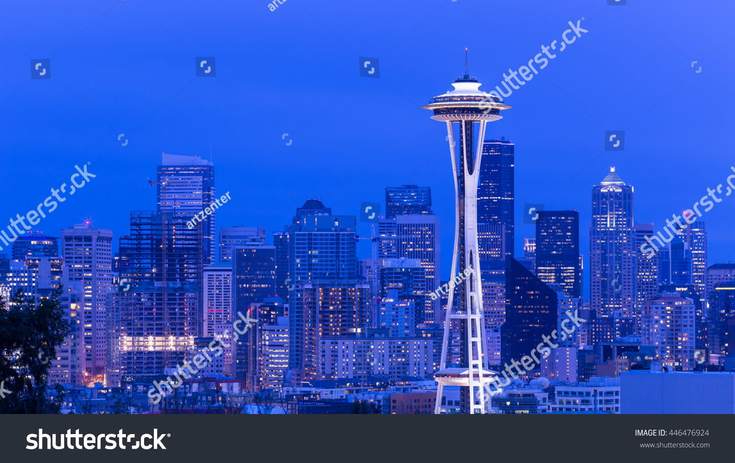 Seattle washington usa march 2 2015 the stock photo Built in seattle