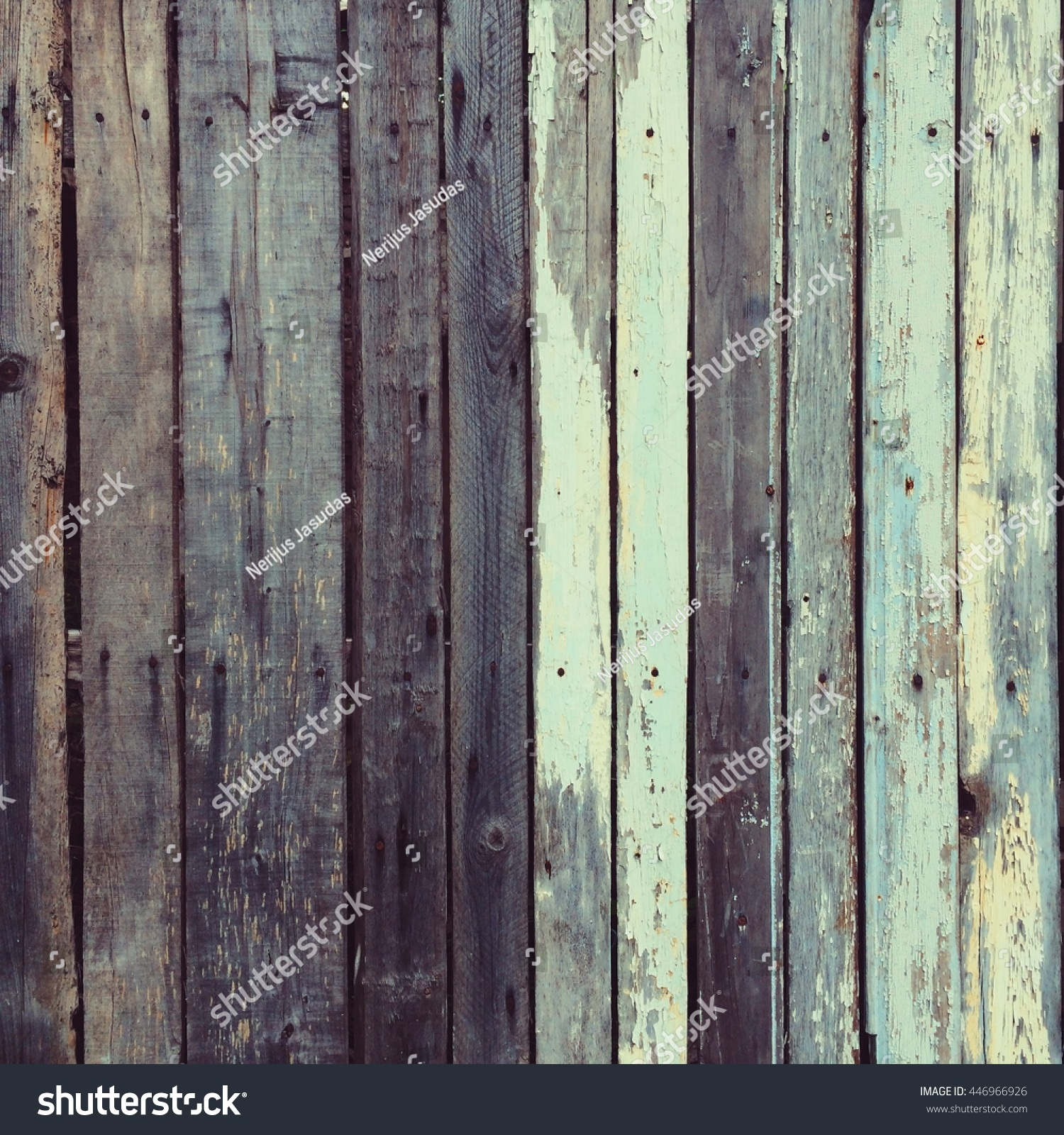 Wooden wall background wooden wall texture stock photo 446966926 shutterstock - Exterior textured paint for wood pict ...