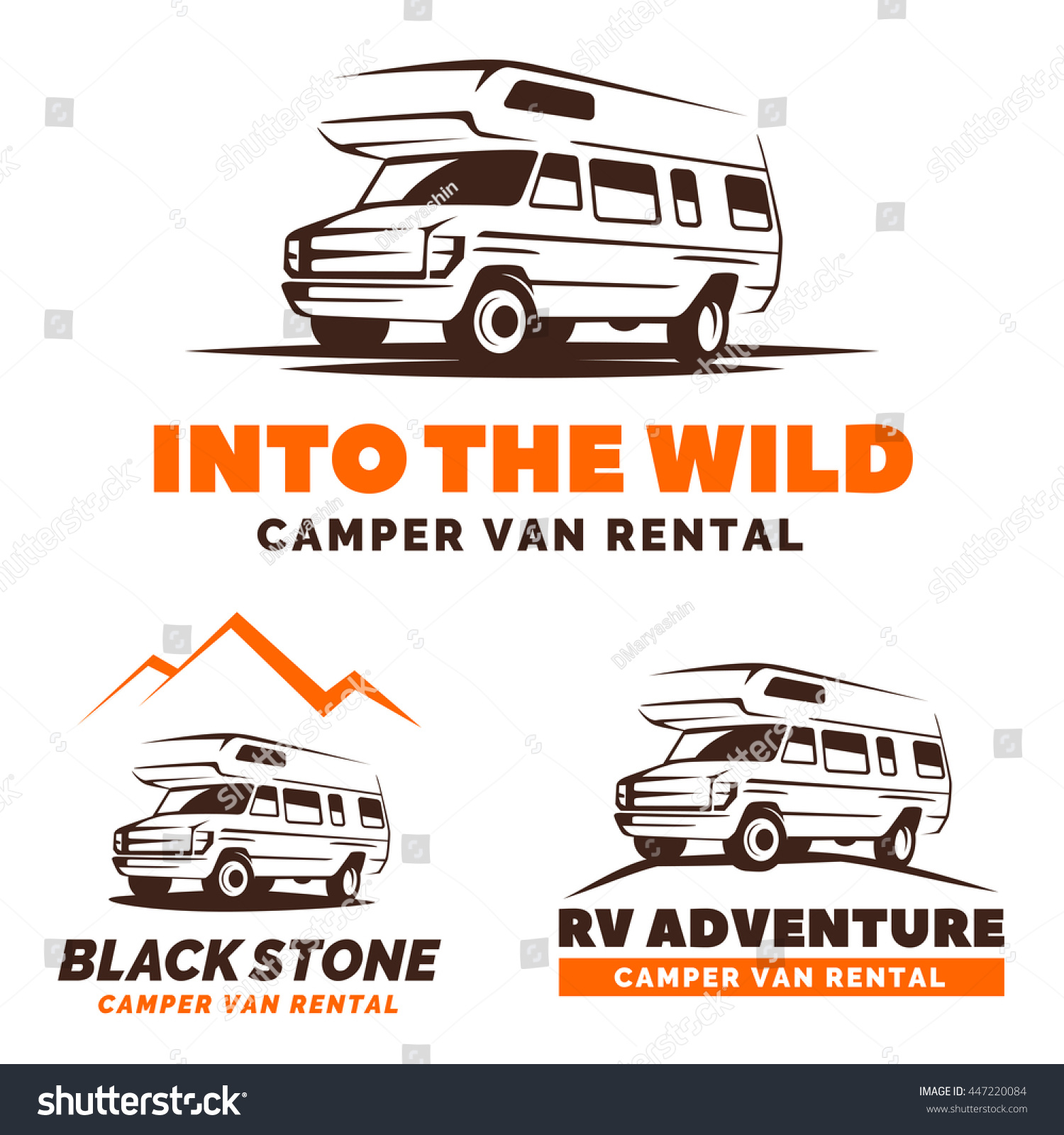 Creative Camper Trailer Yes We Camp Icon Logo Camper Trailer Yes We Camp Icon