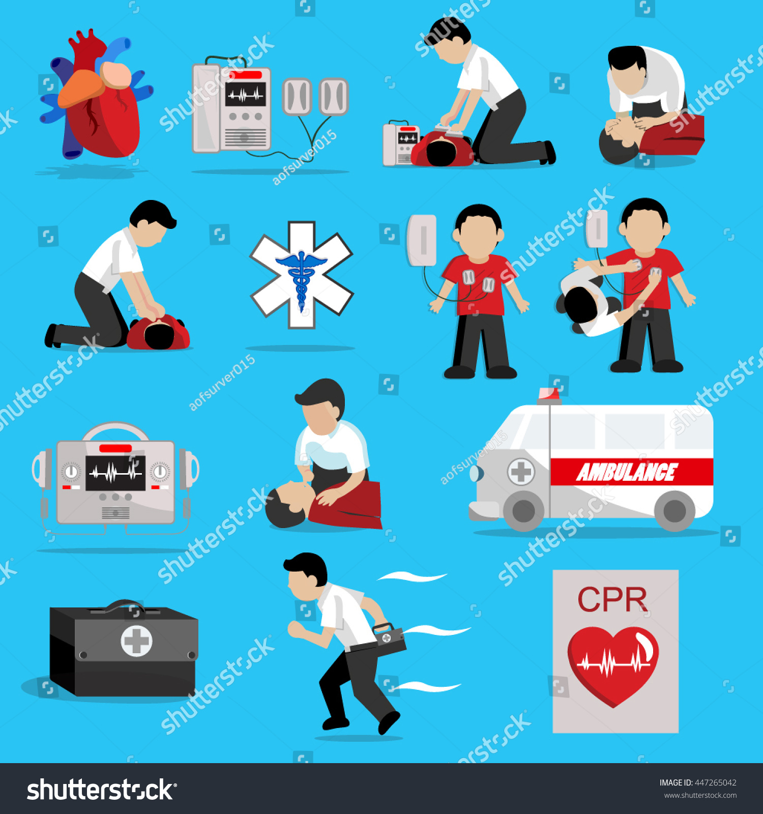 What do you do when a patient wakes up during CPR?