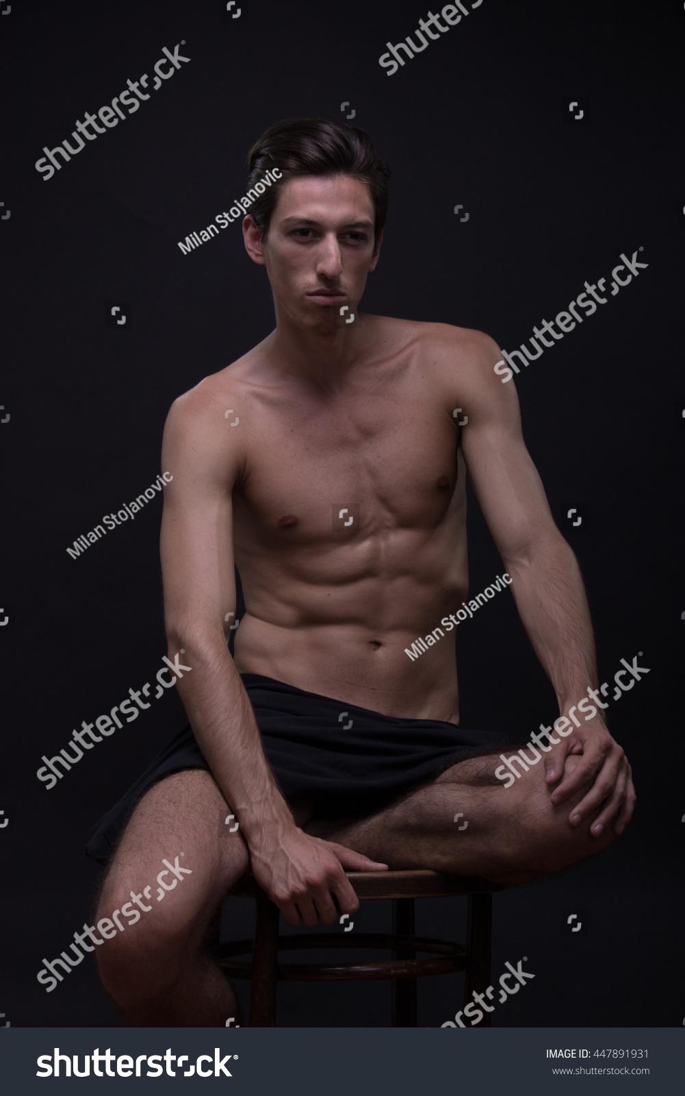 Jhonattan Burjack Nude men nude model skinny - pics porn
