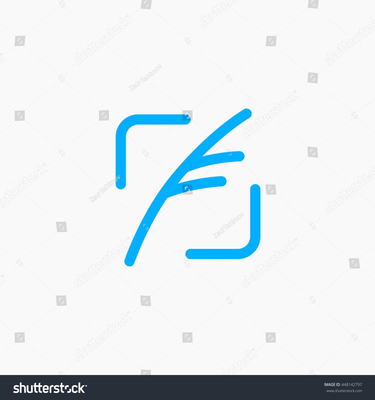 Twitter Twt Signs Twit Logo Ui Stock Vector 448142797 Shutterstock