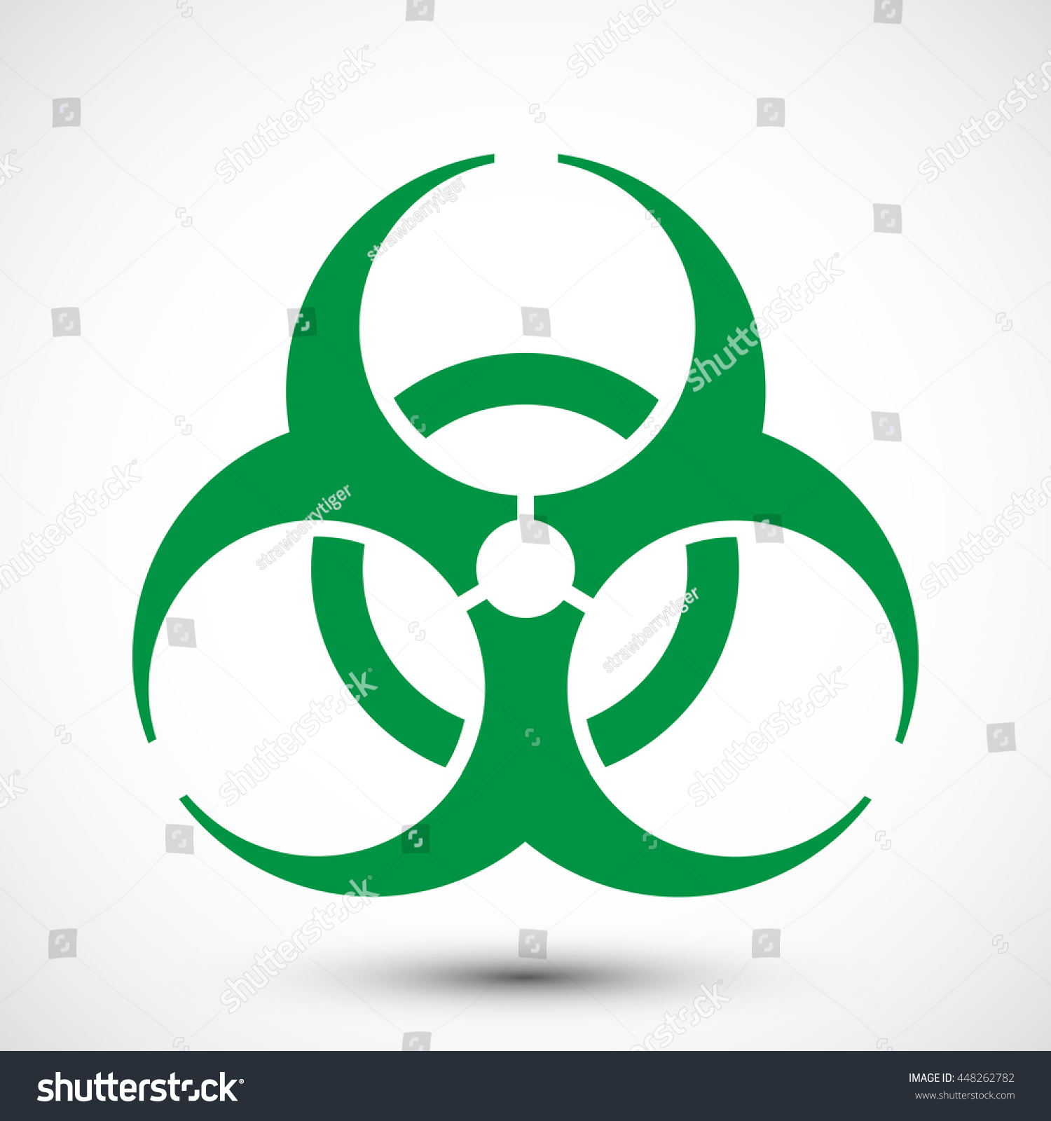 Biohazard symbol on background isolated vector stock vector biohazard symbol on background isolated vector illustration of biohazard symbol icon can be used biocorpaavc Image collections