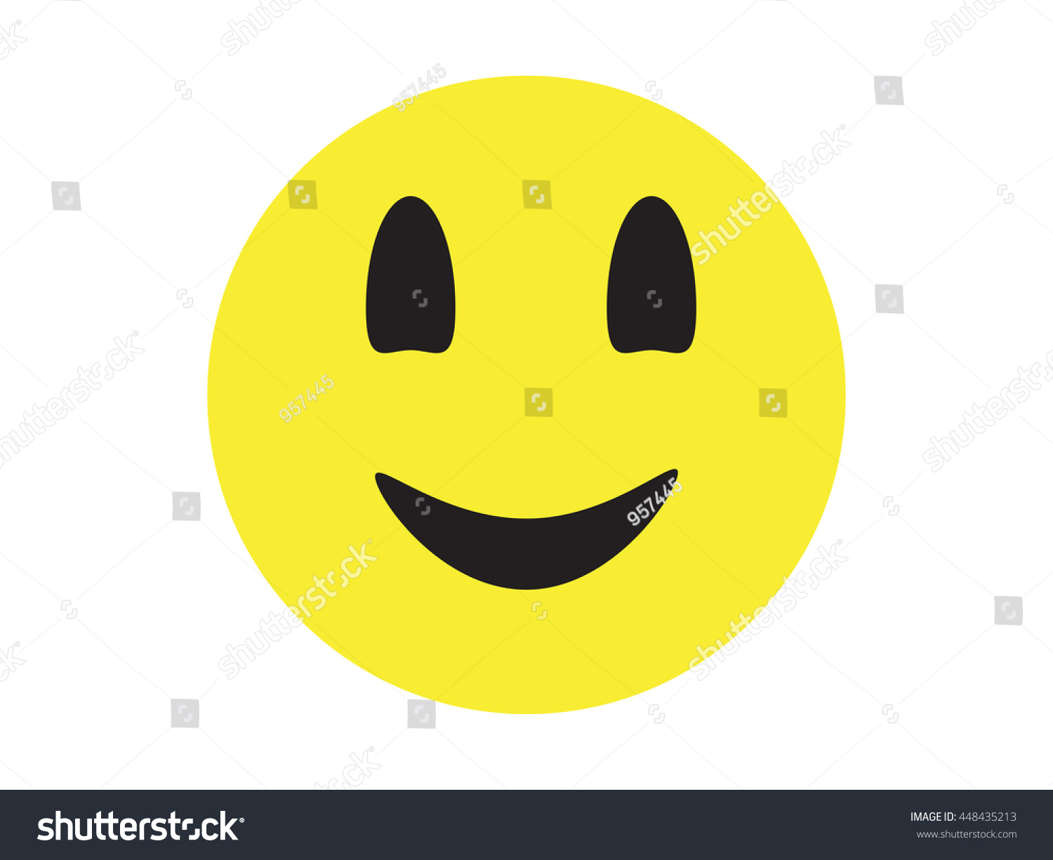 I Agree Smiley Smiley Face Stock Vect...