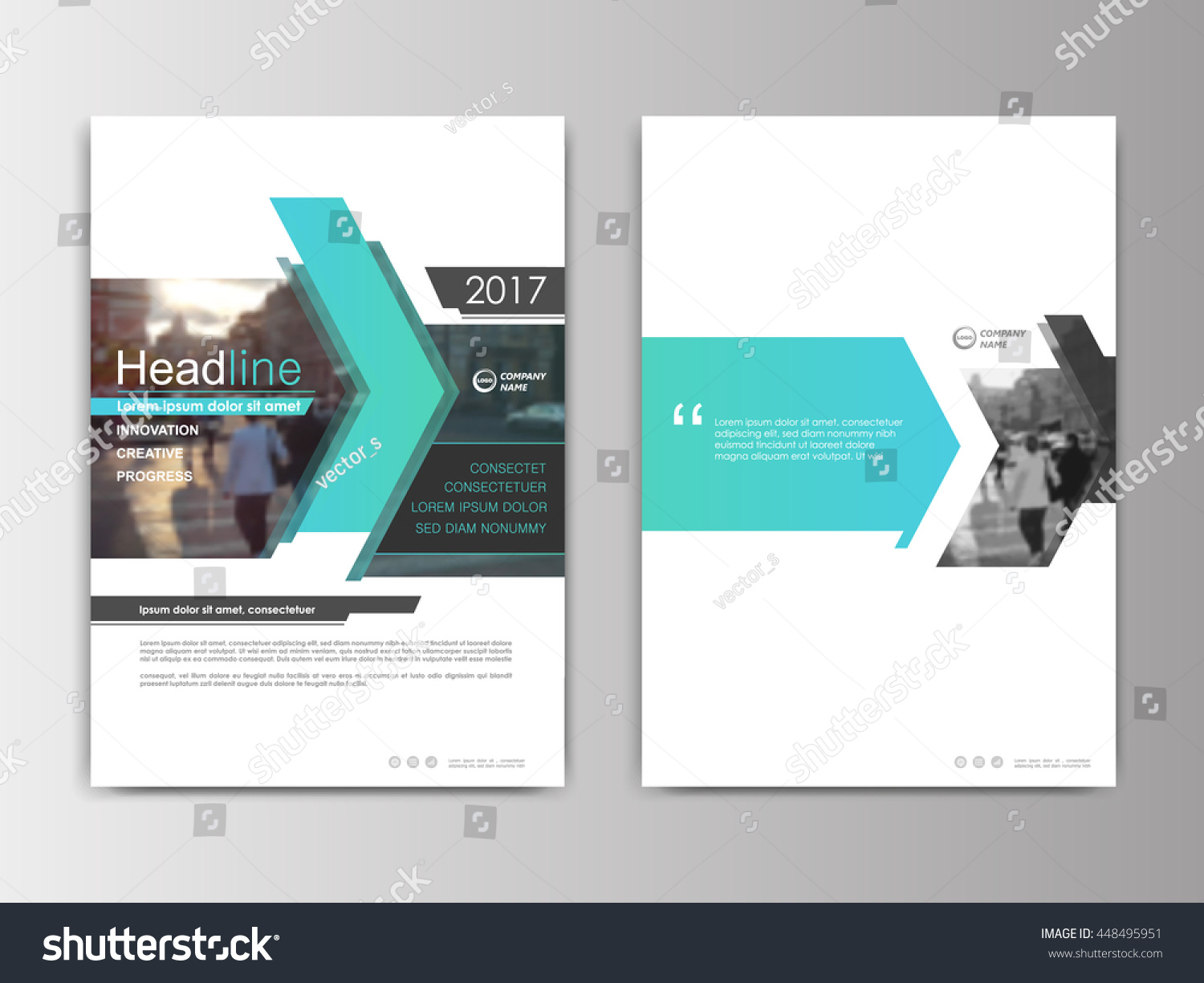 creative report layouts