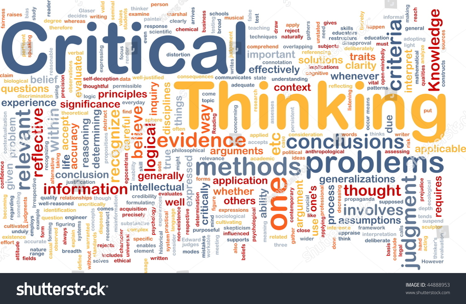 how do we use critical thinking in art But caring for most patients also requires you to think critically about what you are going to do critical thinking,  we use cookies to  state of the art.