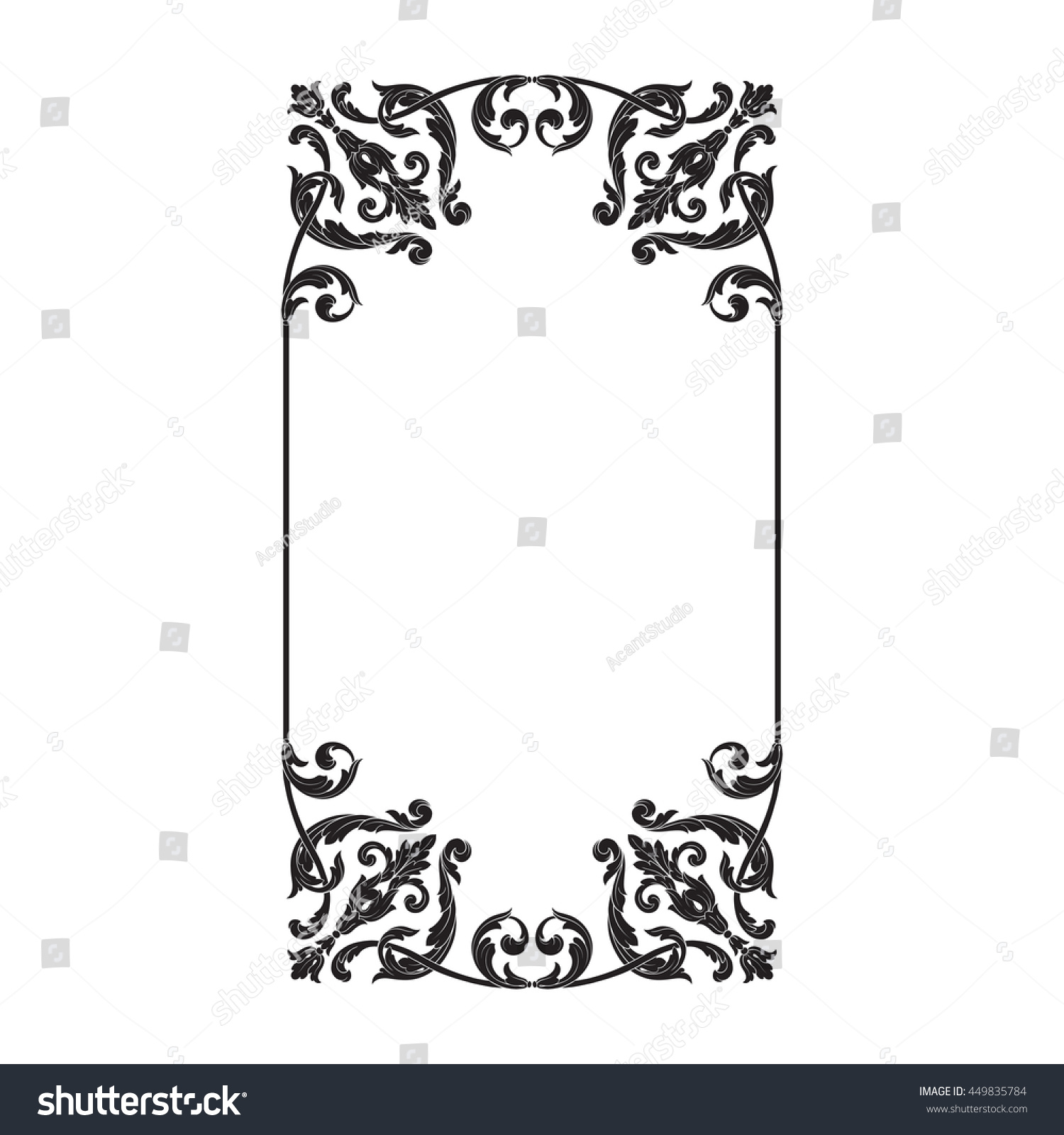 elegant filigree background with - photo #29