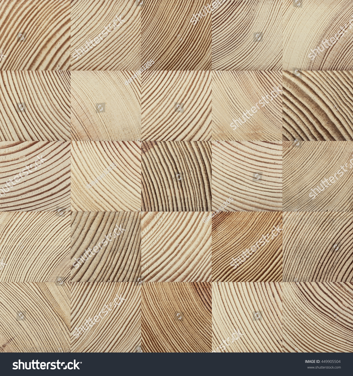 Crosscut Wood Flooring : Seamless end grain wood texture cross stock photo