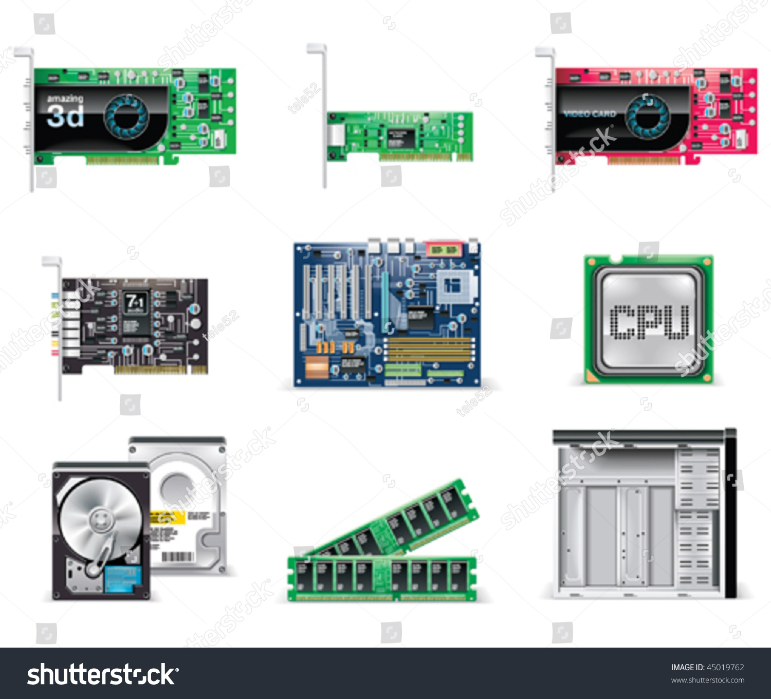 how to buy computer parts