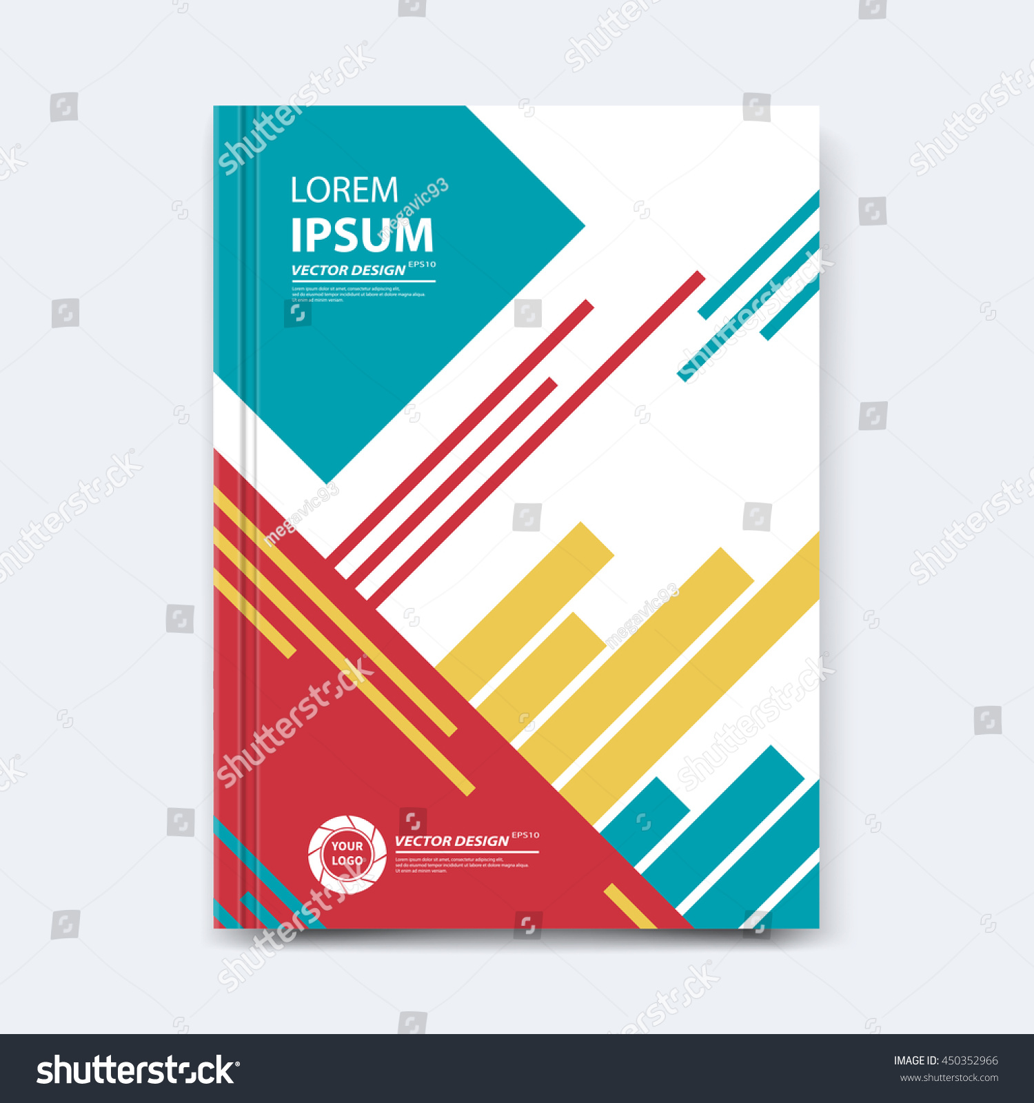 royalty abstract vector design for cover 450352966 stock abstract vector design for cover poster banner flyer business card magazine annual report title page brochure template layout or booklet