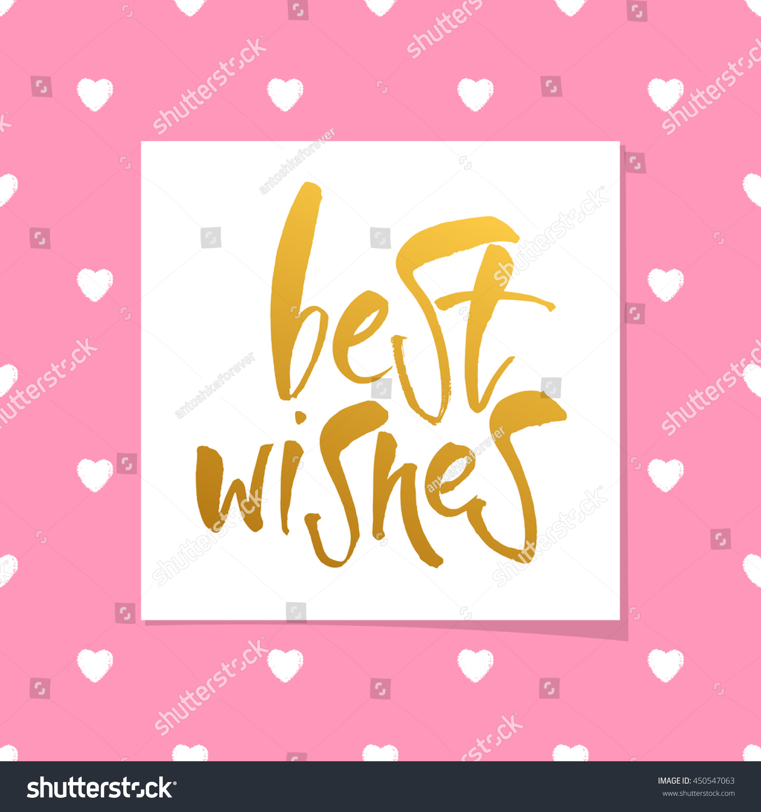 Best wishes lettering best wishes inscription template greeting best wishes inscription templateeeting card with calligraphyhand m4hsunfo