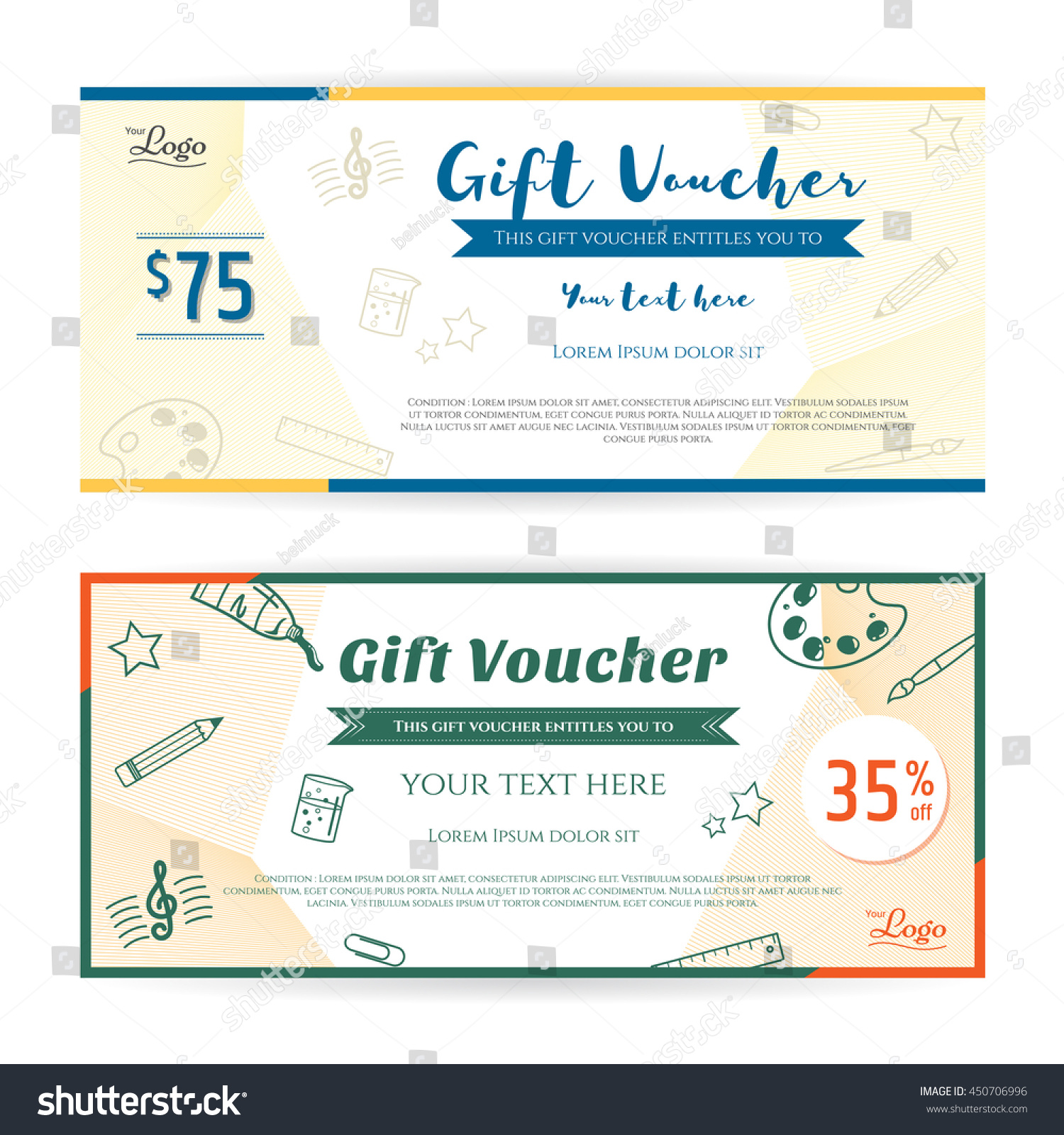 gift card certificate template